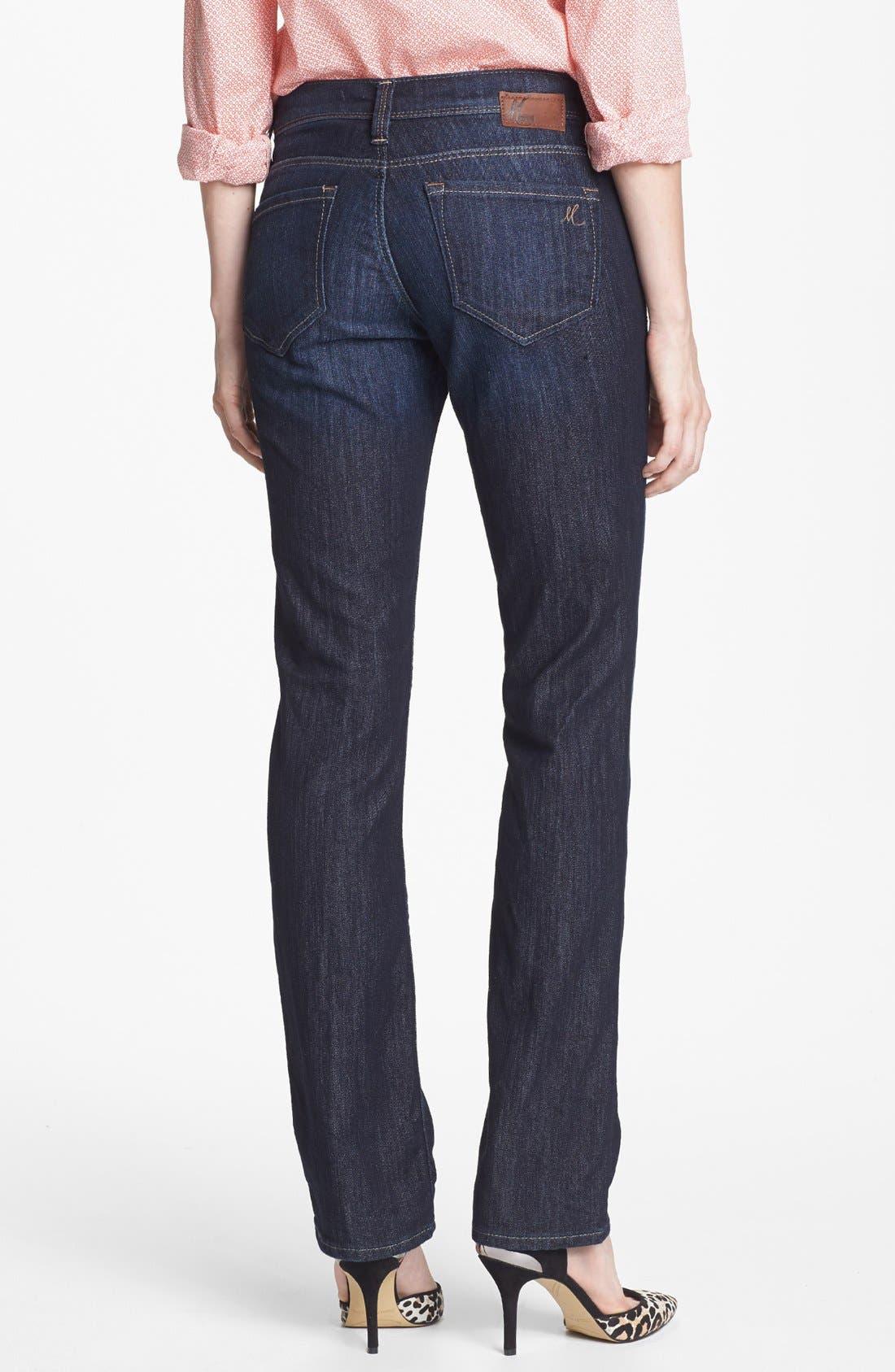 Alternate Image 2  - Mavi Jeans 'Molly' Straight Leg Jeans (St. Tropez)