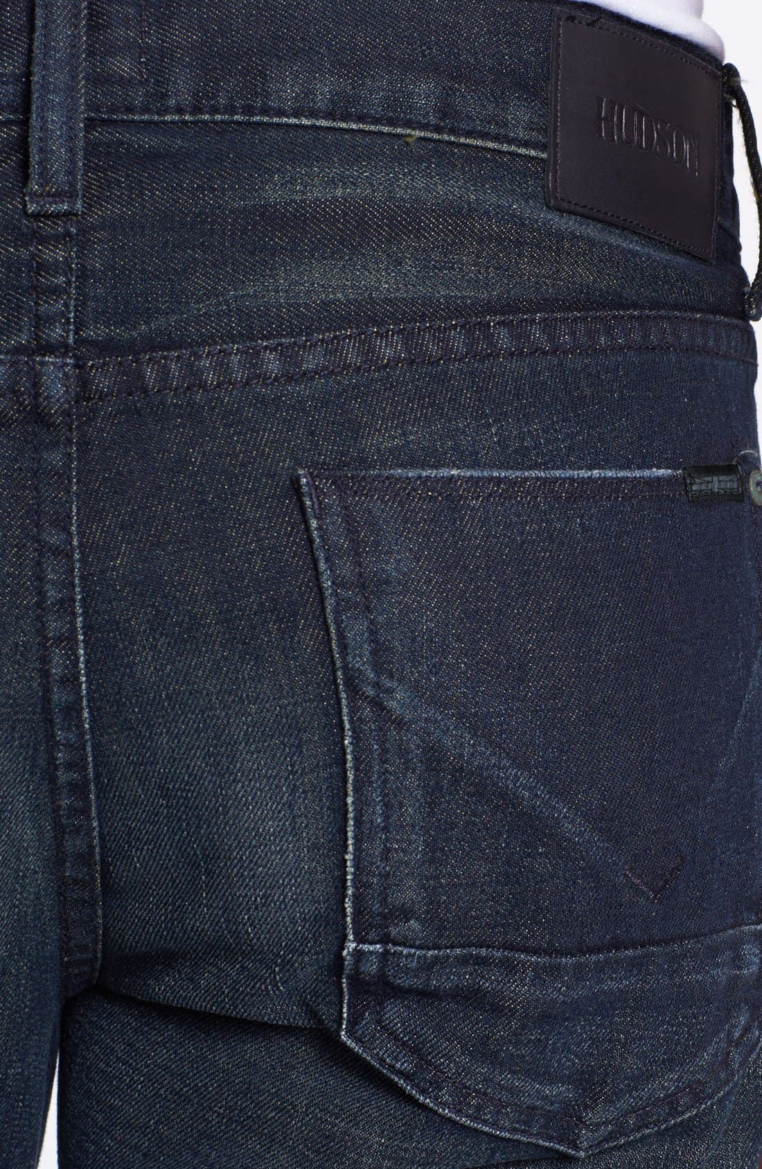 Alternate Image 4  - Hudson Jeans 'Byron' Straight Leg Jeans (Pyle)