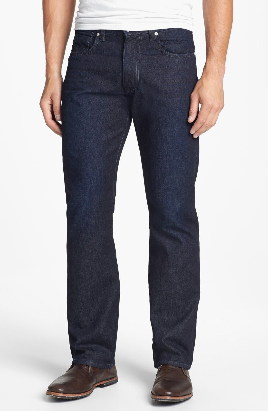 Alternate Image 1  - Shade 55 '1978' Relaxed Straight Leg Jeans (Minutemen)