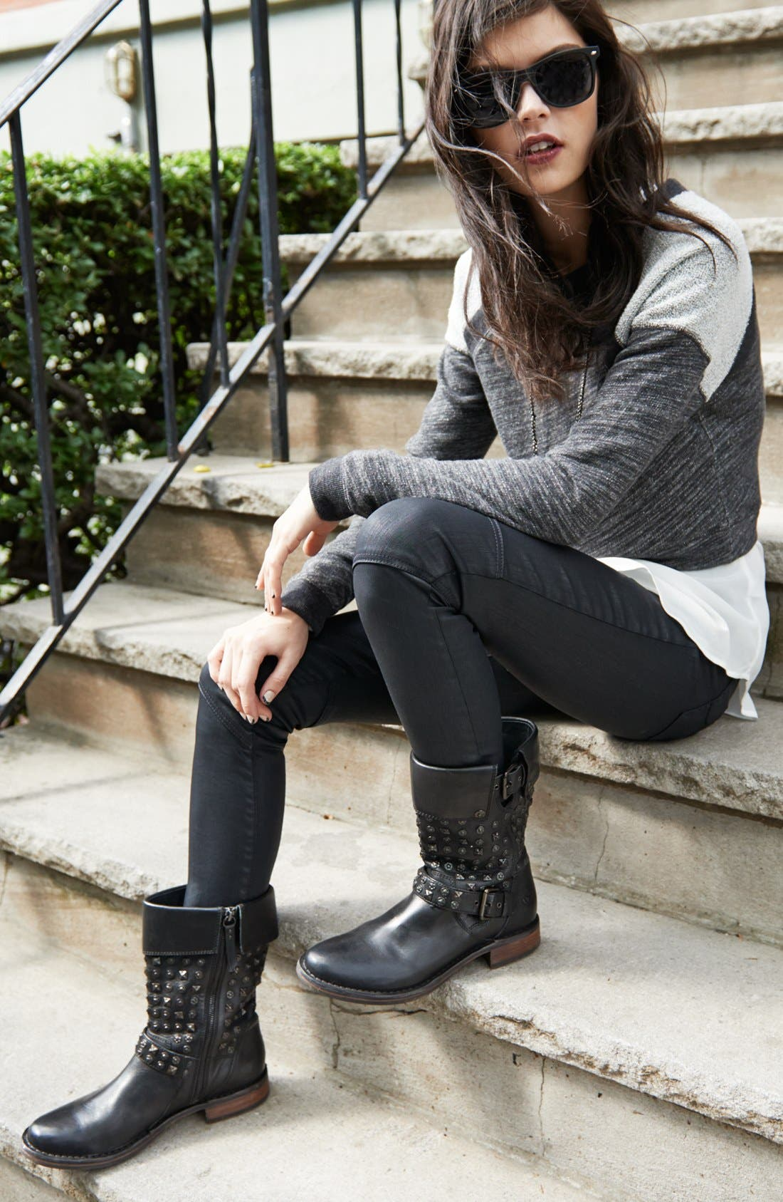 Alternate Image 2  - UGG® Australia 'Conor Studs' Boot (Women)