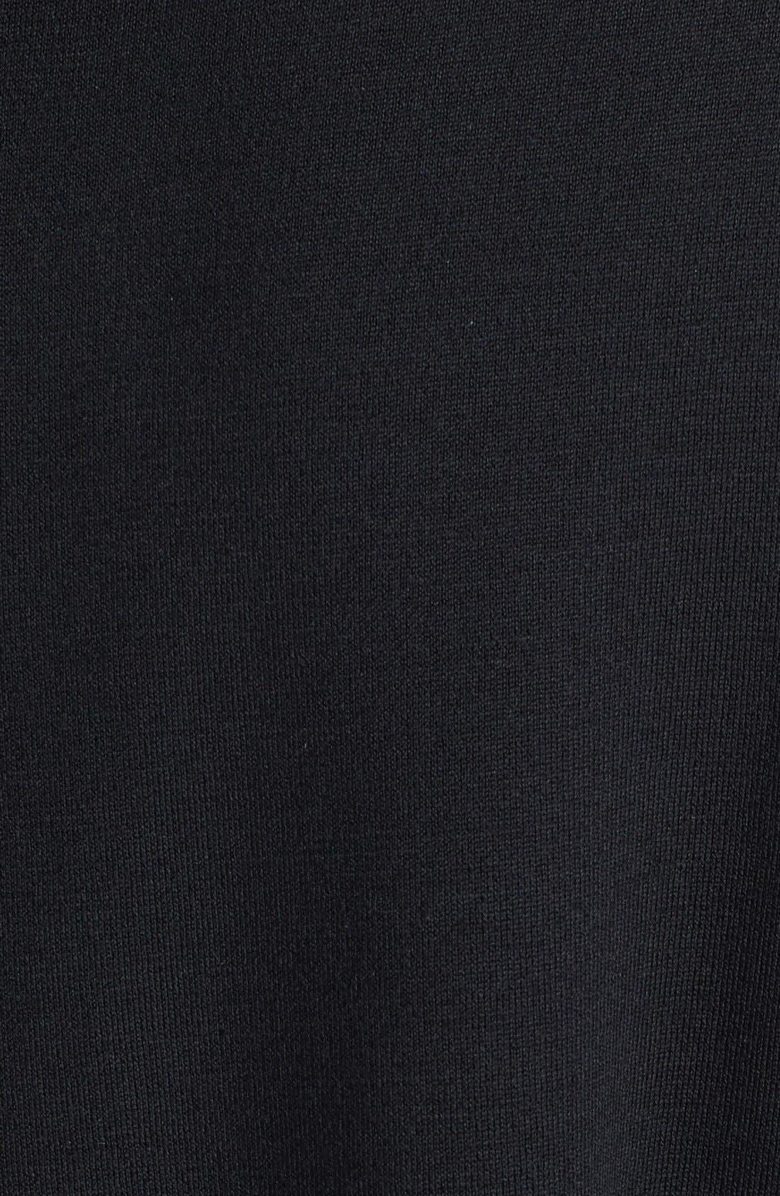 Alternate Image 3  - St. John Collection Bead Embellished Milano Knit Tunic
