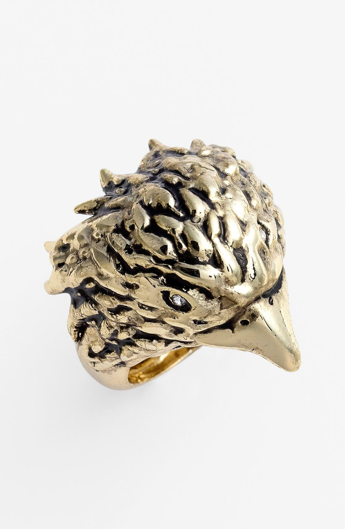 Alternate Image 1 Selected - Ariella Collection 'Critters' Eagle Ring (Nordstrom Exclusive)