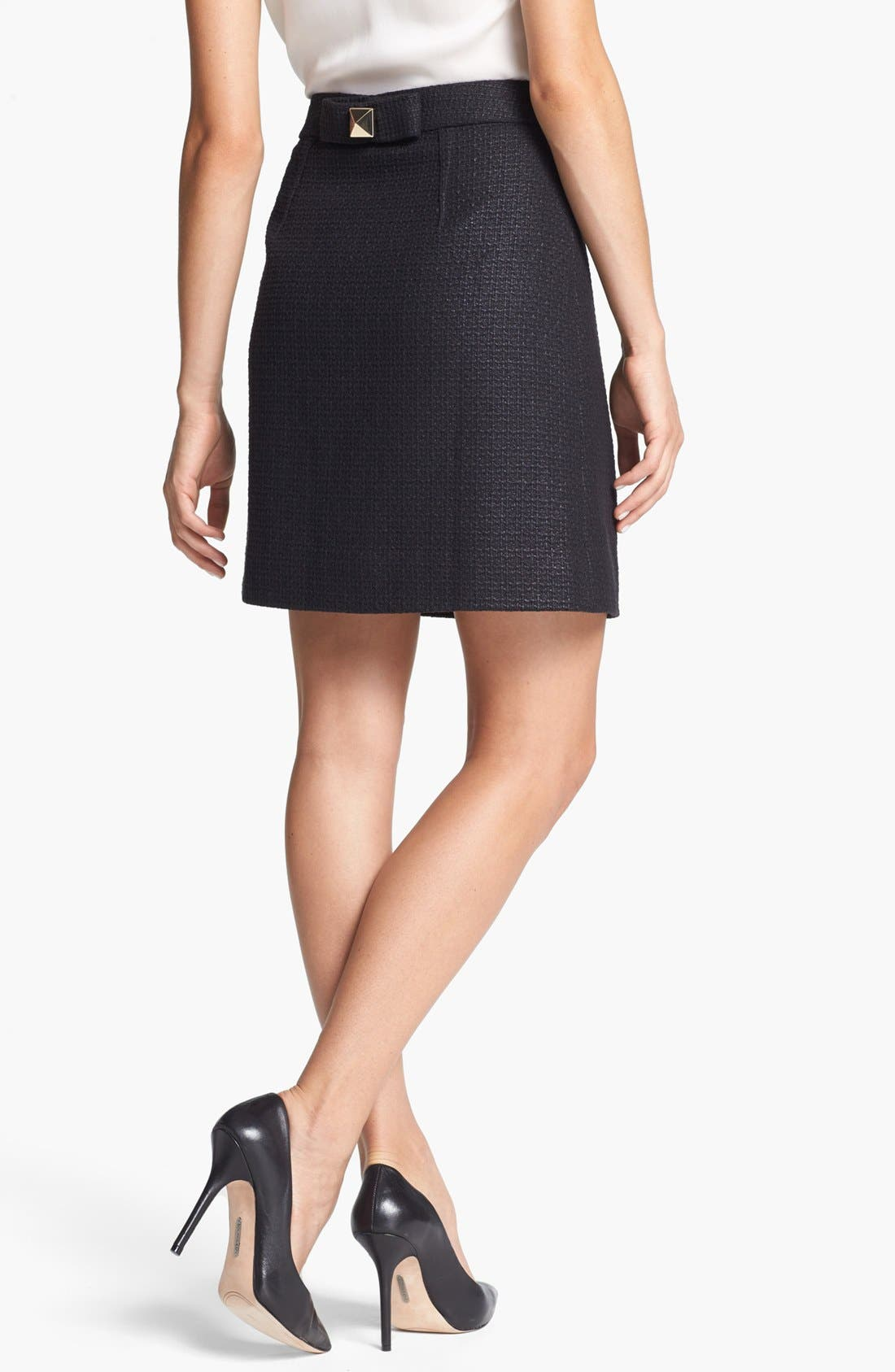 Alternate Image 2  - kate spade new york 'caylene' woven skirt