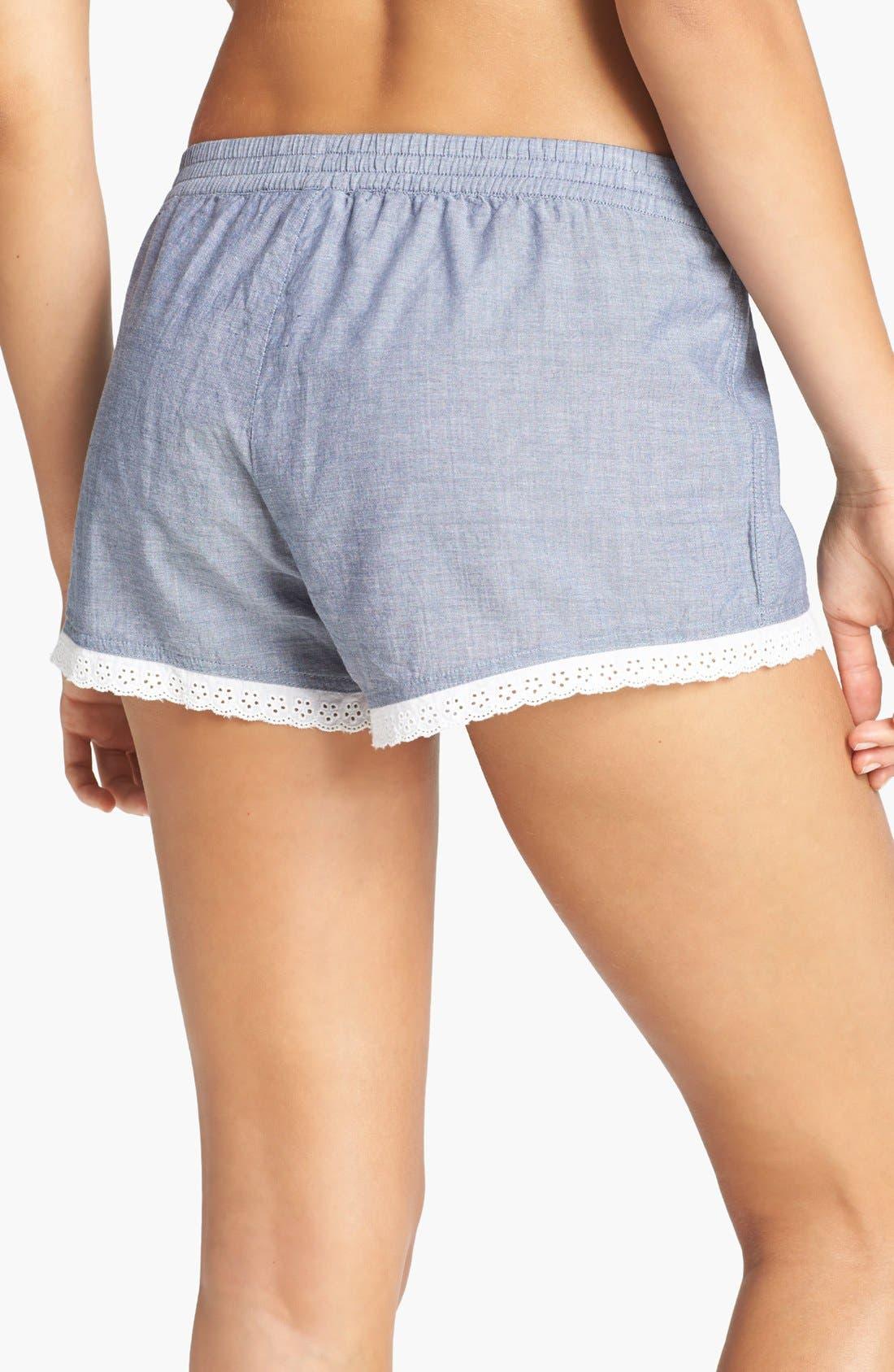 Alternate Image 2  - BP. Undercover 'Giddy Up' Shorts (Juniors)
