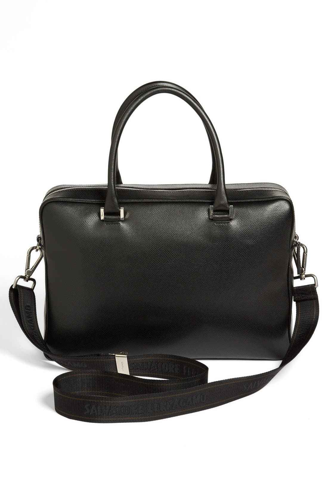 Alternate Image 3  - Salvatore Ferragamo 'Los Angeles' Briefcase