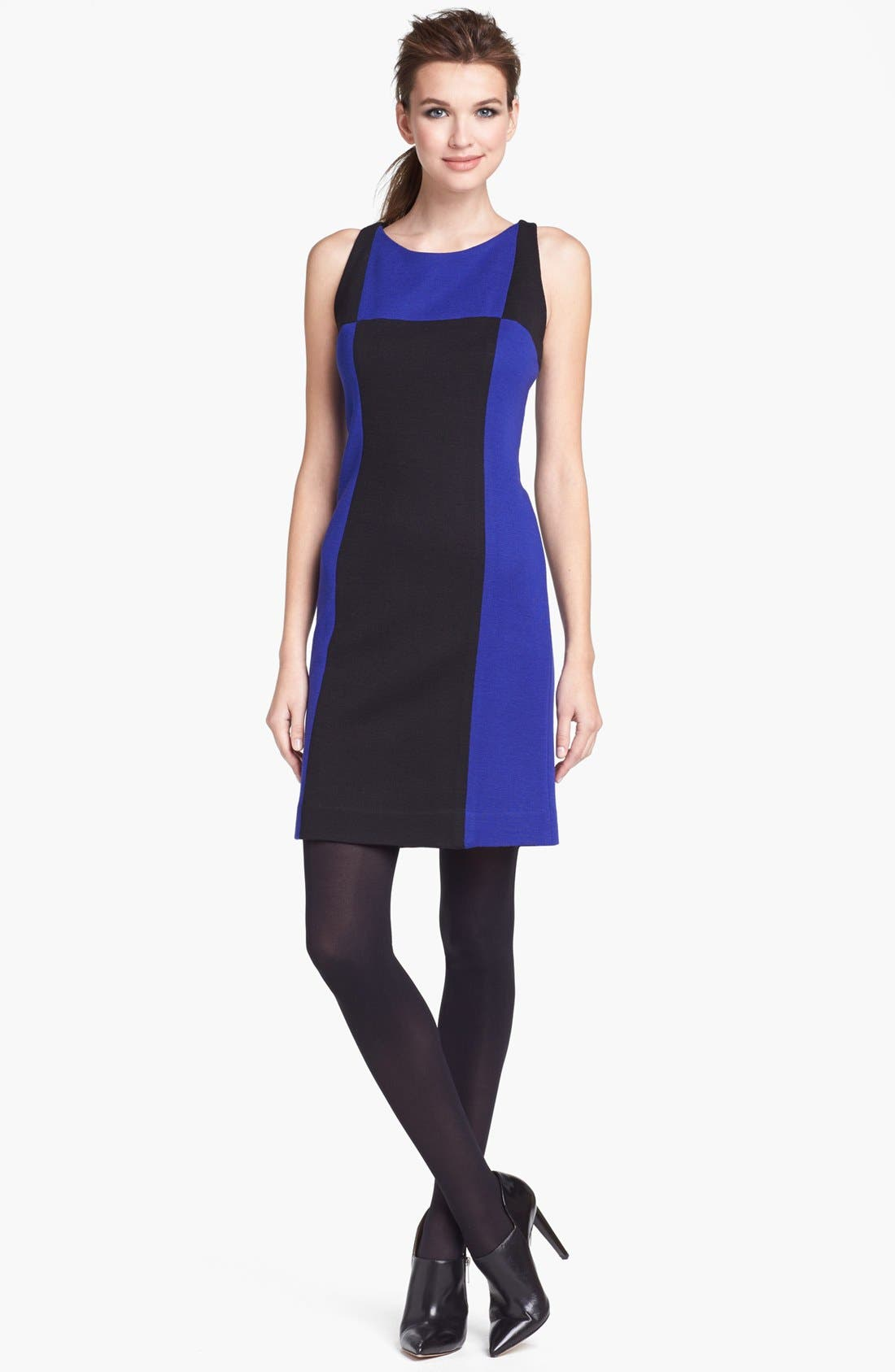 Alternate Image 1 Selected - Milly Colorblock Sheath Dress