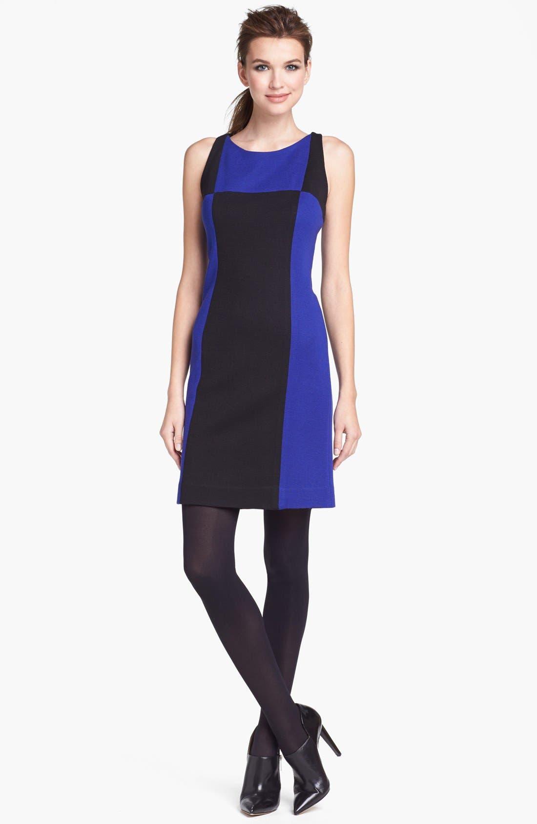 Main Image - Milly Colorblock Sheath Dress
