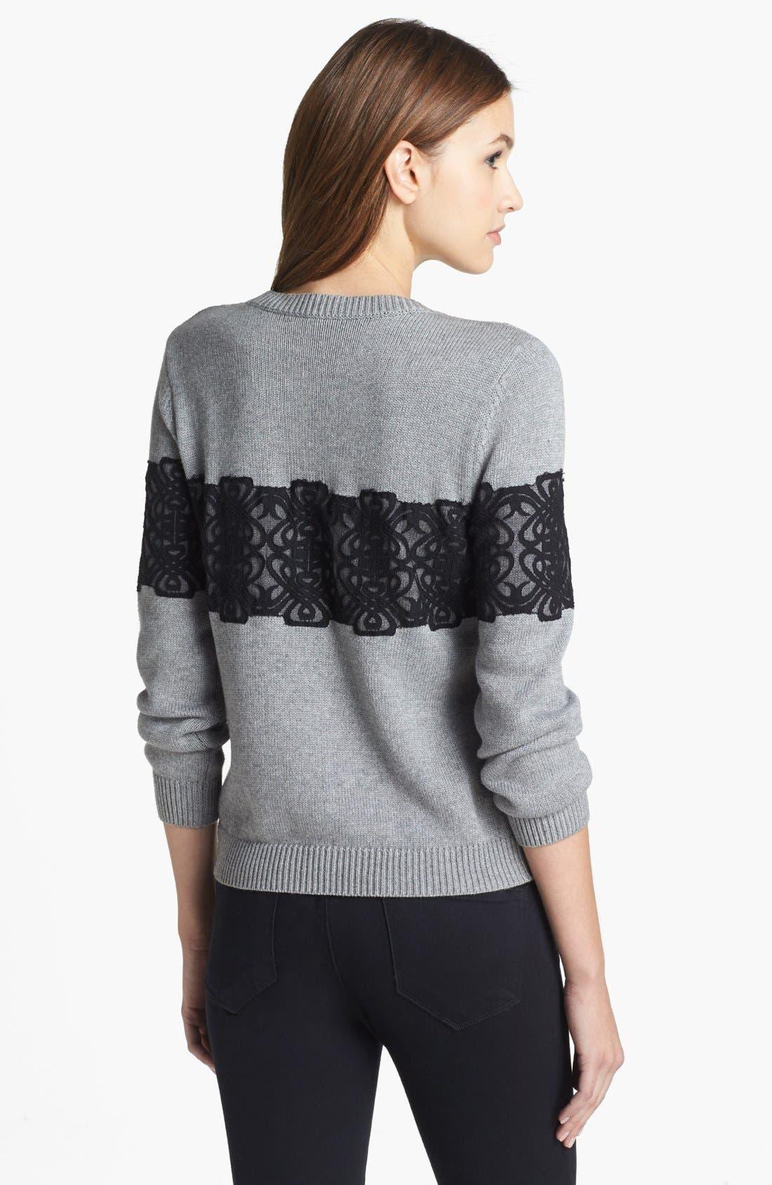 Alternate Image 2  - Rachel Roy Embellished Sweater
