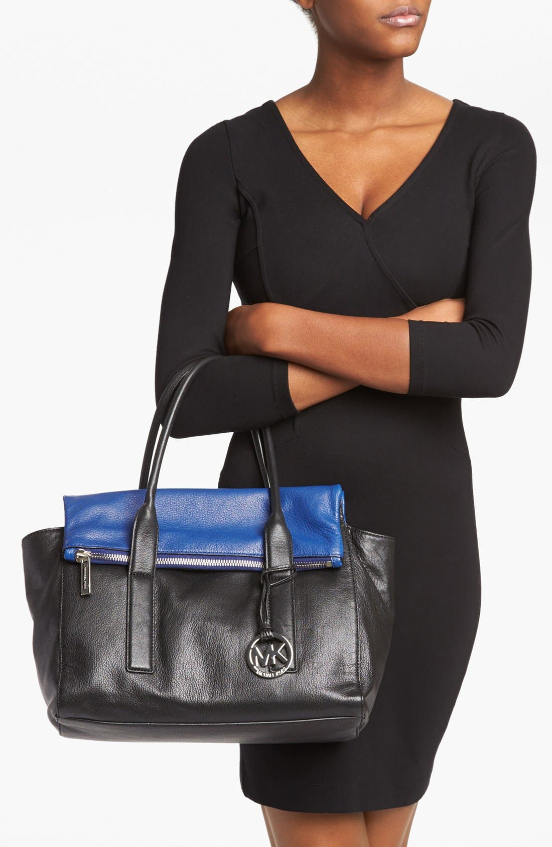 Alternate Image 2  - MICHAEL Michael Kors 'Tippi - Large' Satchel