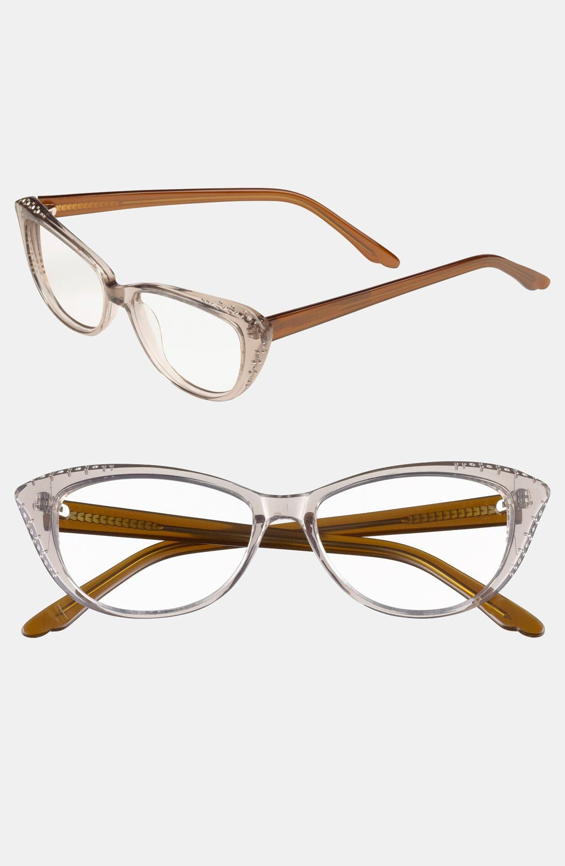 Alternate Image 1 Selected - Corinne McCormack 'Belle' 51mm Reading Glasses