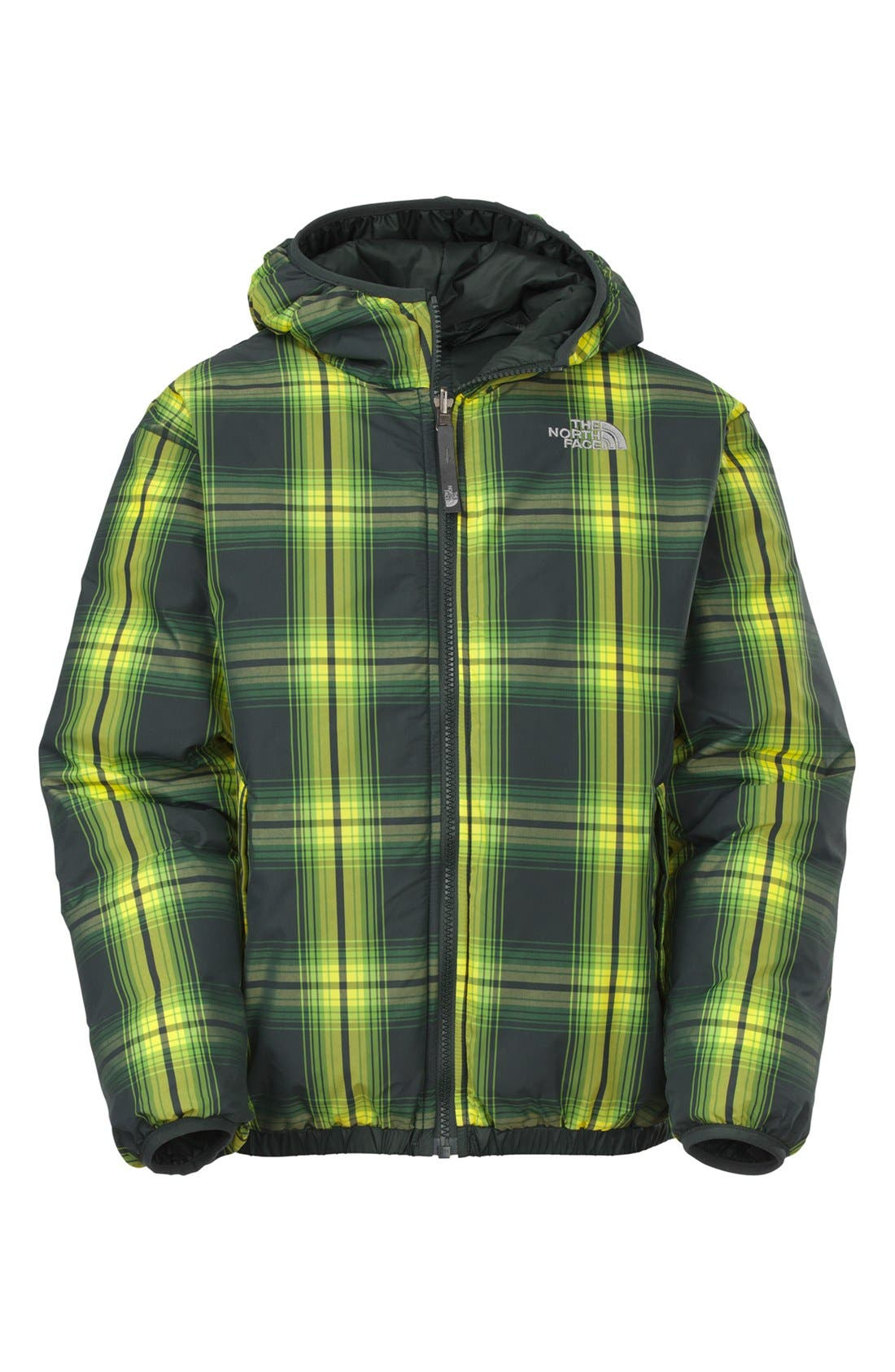 Alternate Image 2  - The North Face 'Moondoggy' Reversible Down Jacket (Little Boys & Big Boys)