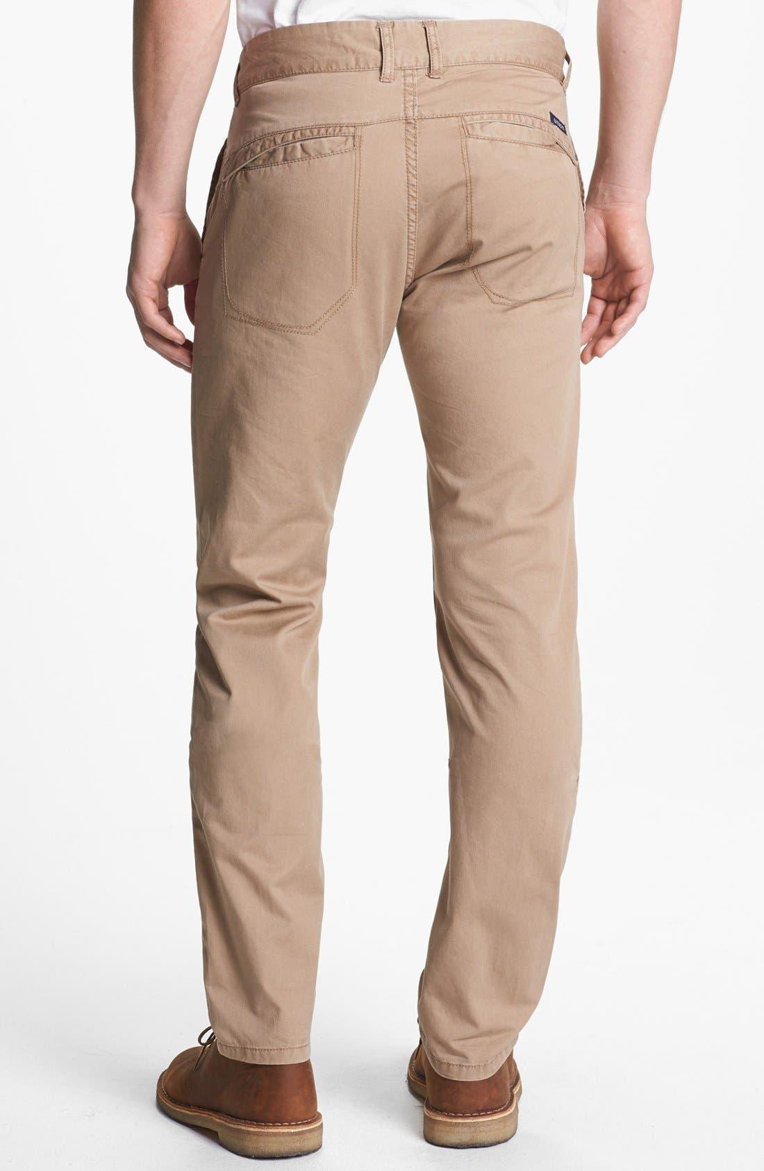 Alternate Image 3  - Union 'Camano' Slim Straight Leg Chinos