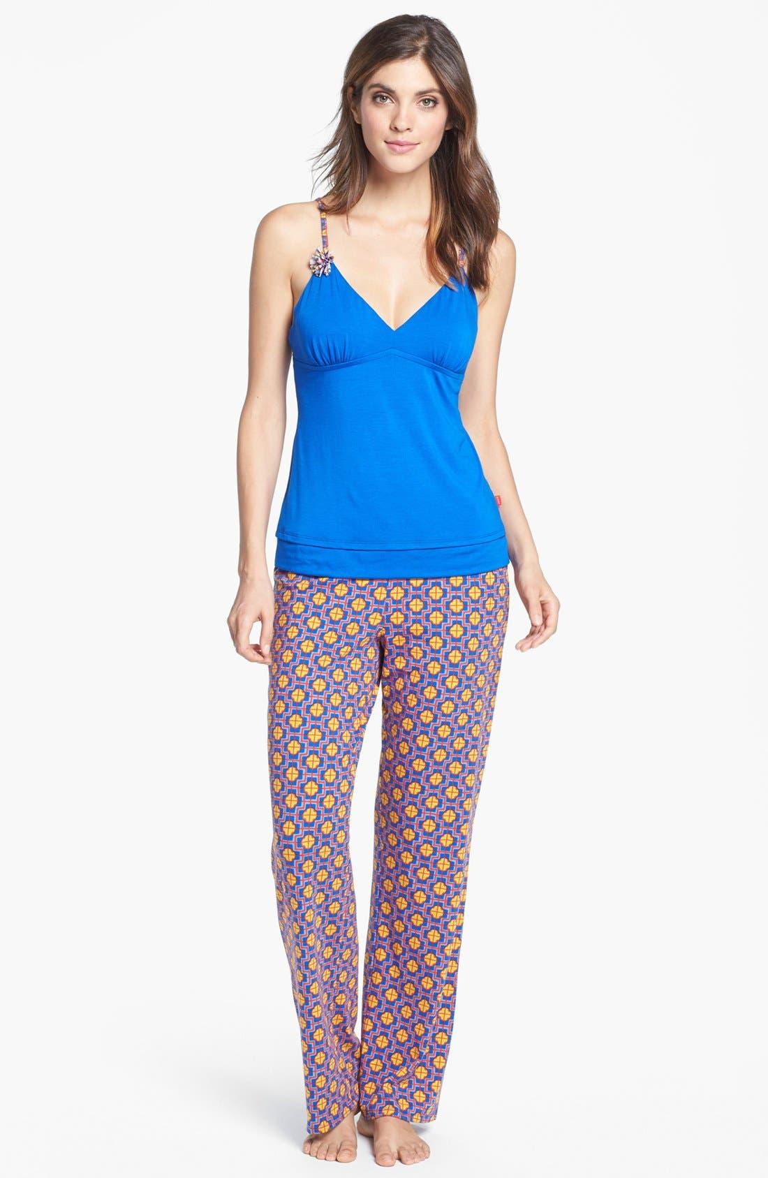 Alternate Image 1 Selected - Josie Camisole Pajamas