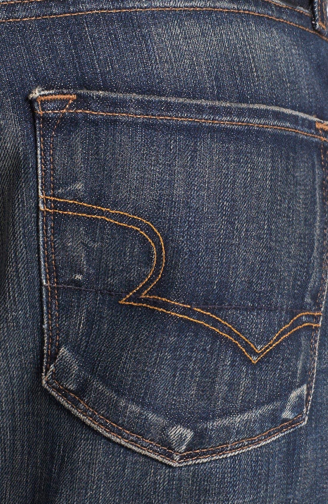 Alternate Image 4  - Big Star 'Division' Straight Leg Jeans (6 Year Piston)