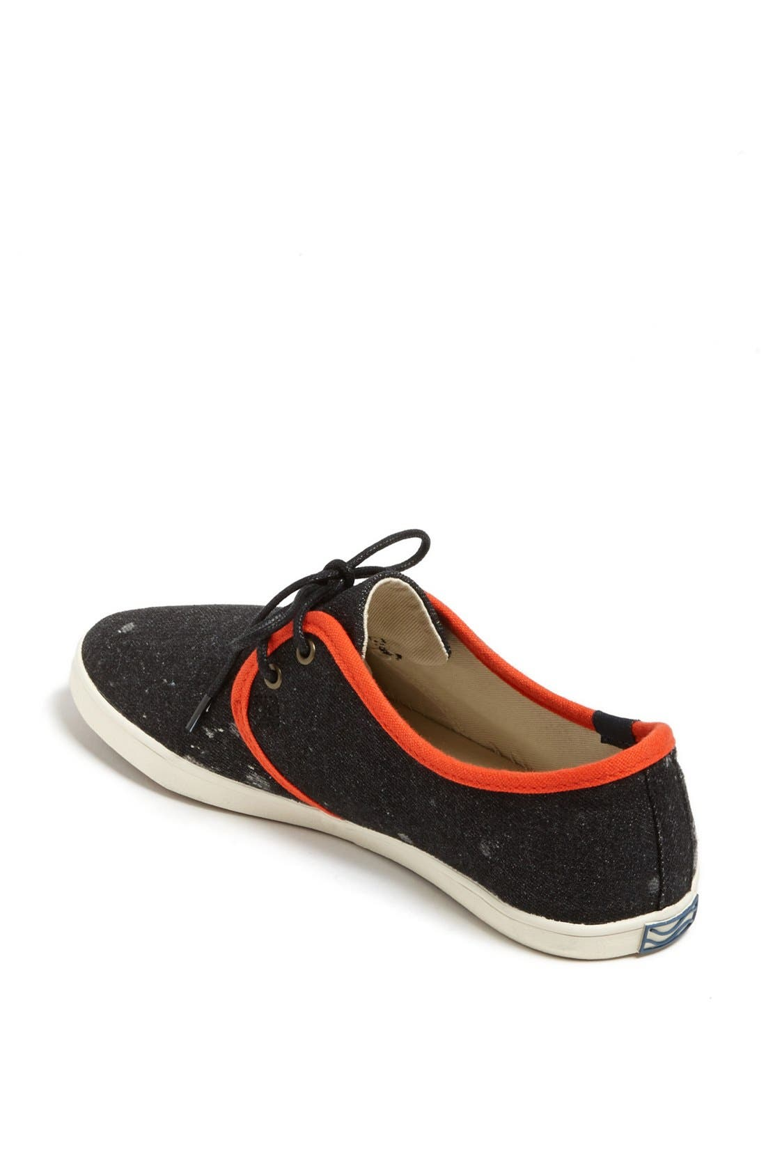 Alternate Image 2  - Soludos Lace-Up Sneaker (Women)