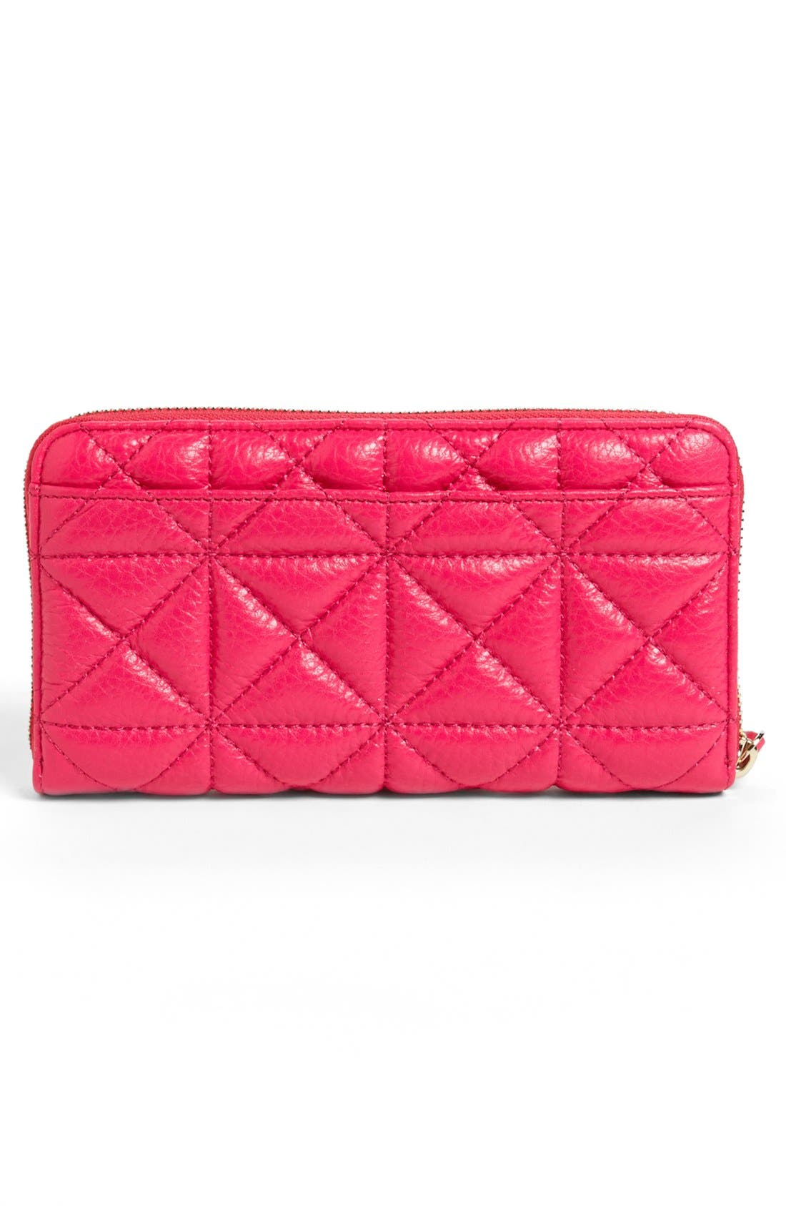 Alternate Image 4  - kate spade new york 'sedgwick place - lacey' zip around wallet