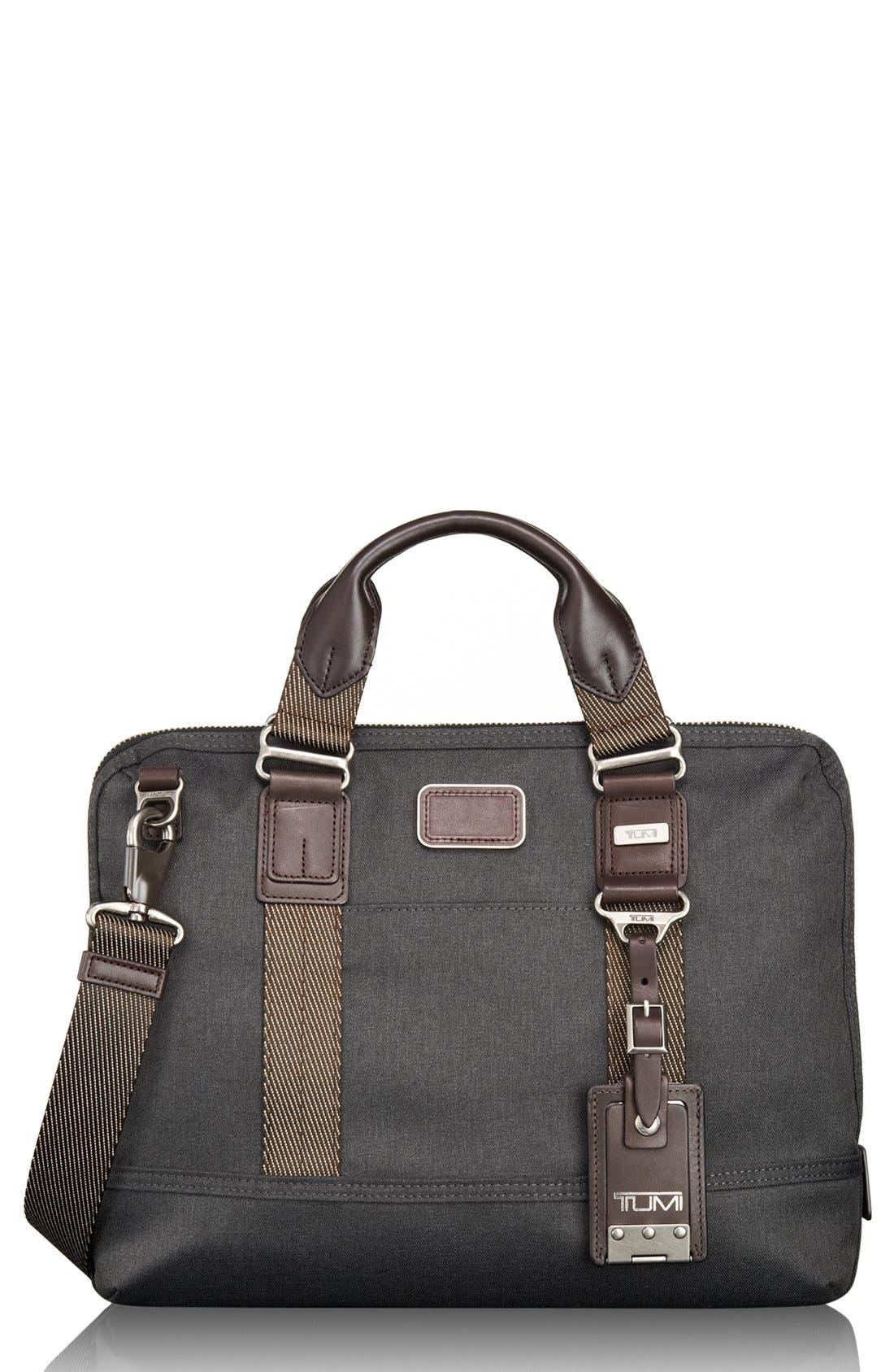 Main Image - Tumi 'Alpha Bravo Earle' Compact Briefcase
