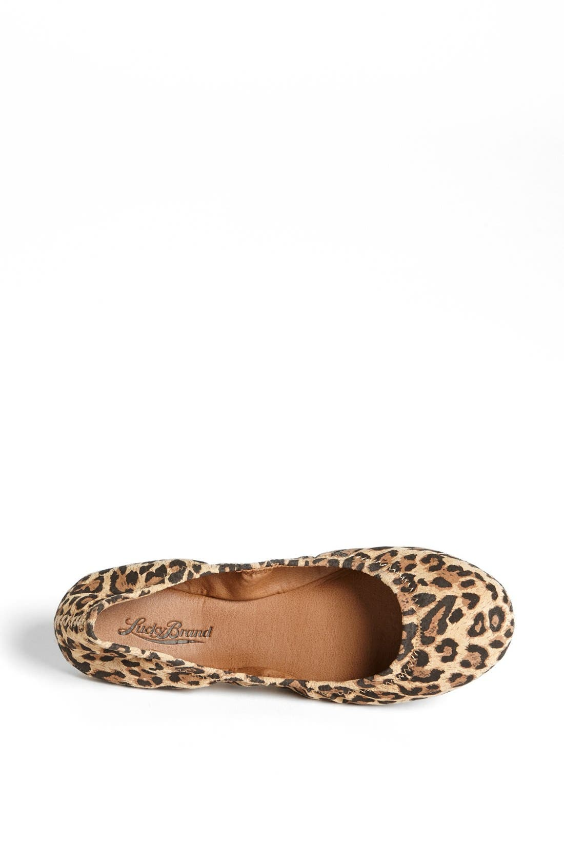 Alternate Image 3  - Lucky Brand 'Emmie' Flat