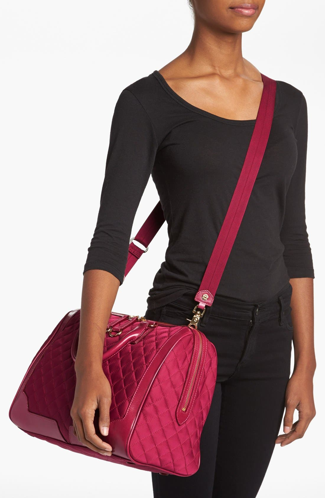 Alternate Image 2  - MZ Wallace 'Tess' Quilted Tote