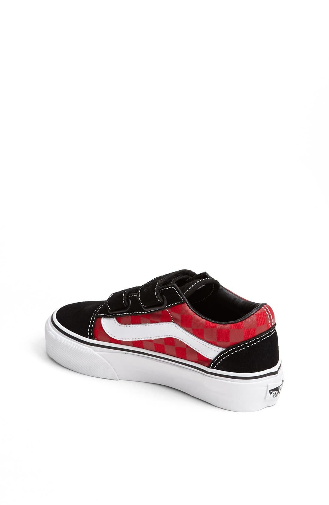Alternate Image 2  - Vans 'Old Skool' Sneaker (Toddler)
