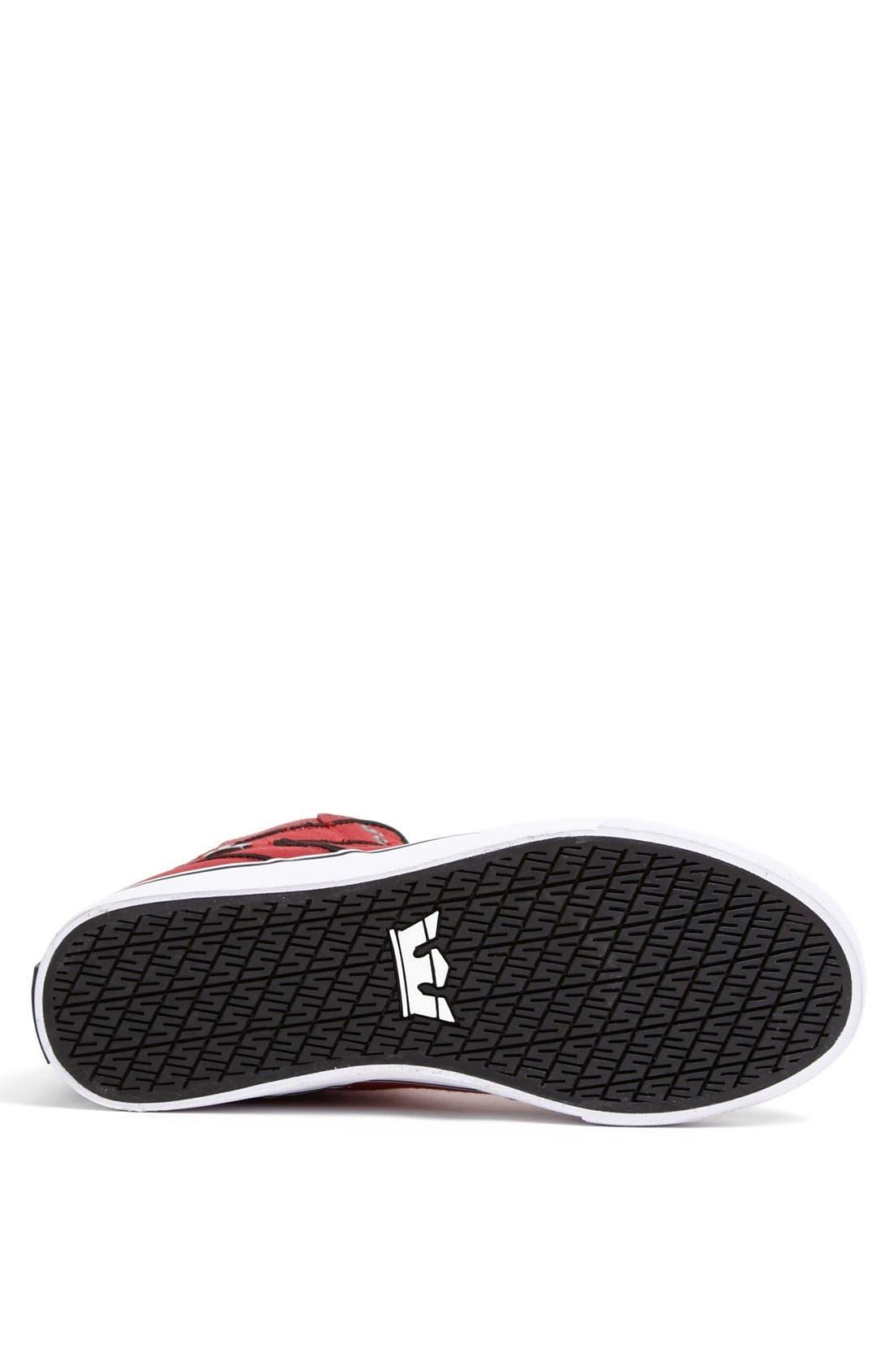 Alternate Image 4  - Supra 'Vaider' Sneaker (Men)