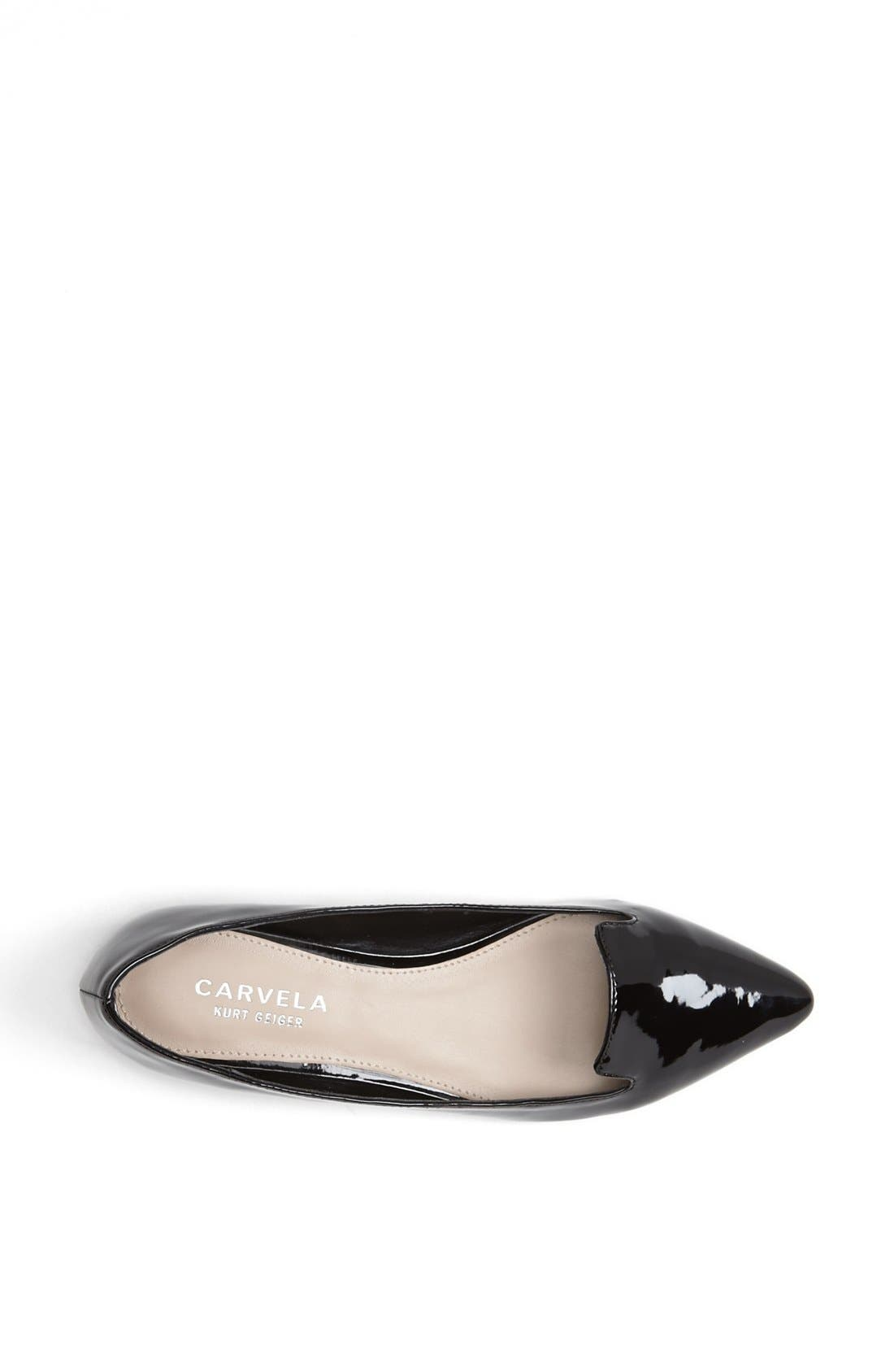 Alternate Image 3  - Carvela Kurt Geiger 'Lizzie' Pointed Toe Flat