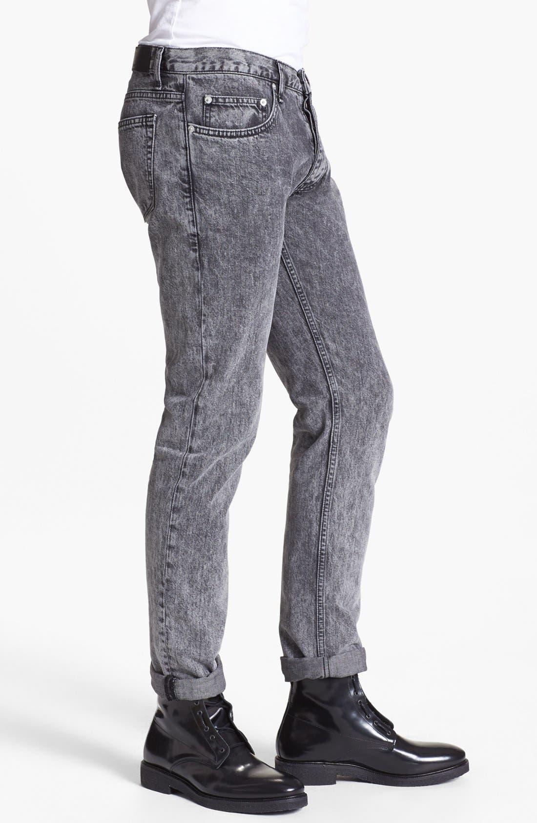 Alternate Image 3  - sandro 'Pixies' Straight Leg Jeans