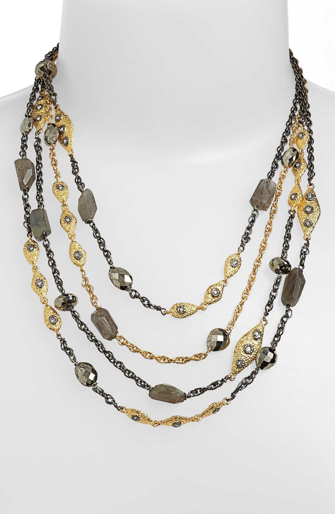 Main Image - Alexis Bittar 'Elements - Lace' Multistrand Necklace