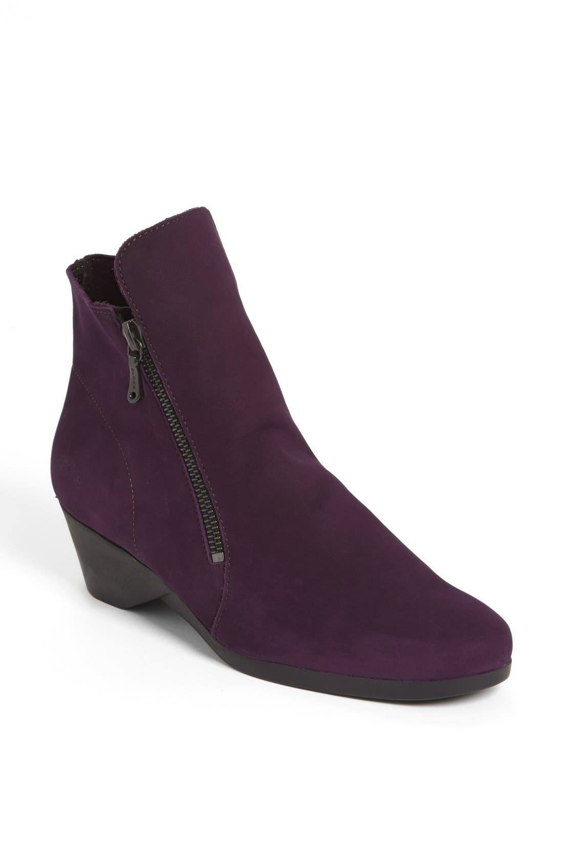 Alternate Image 1 Selected - Arche 'Eolie' Nubuck Bootie