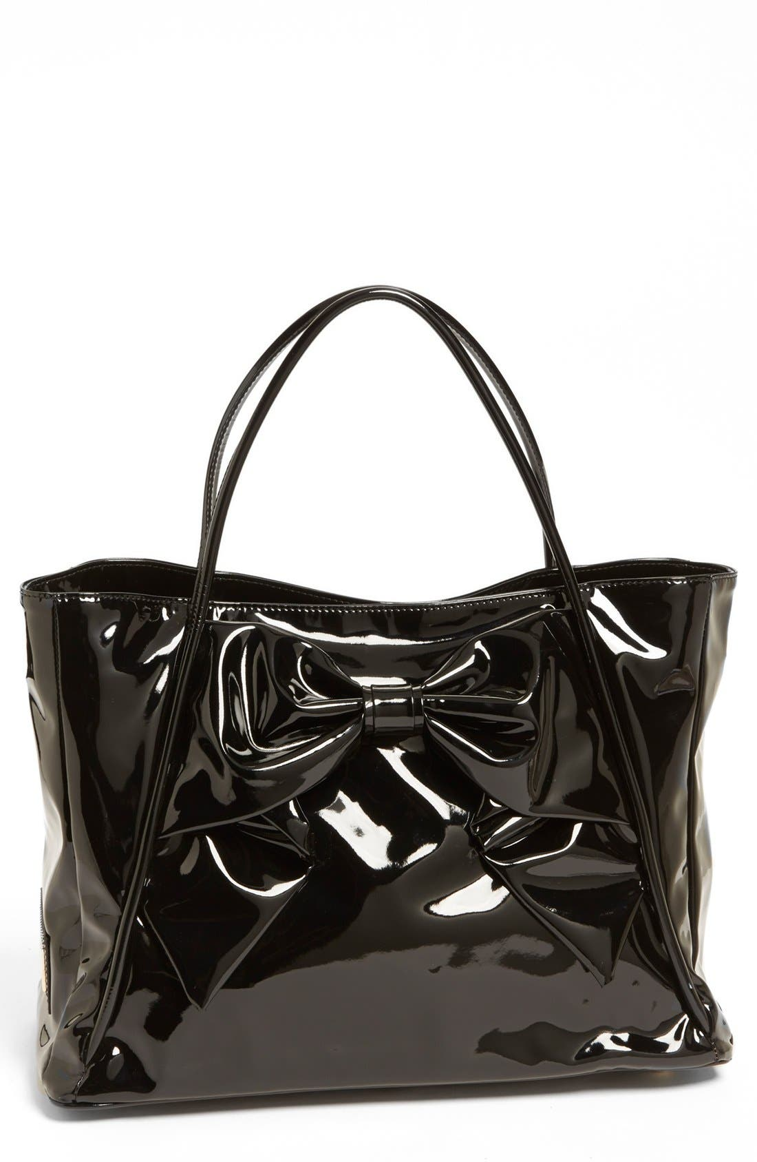 Alternate Image 1 Selected - Valentino 'Small Betty Bow' Tote