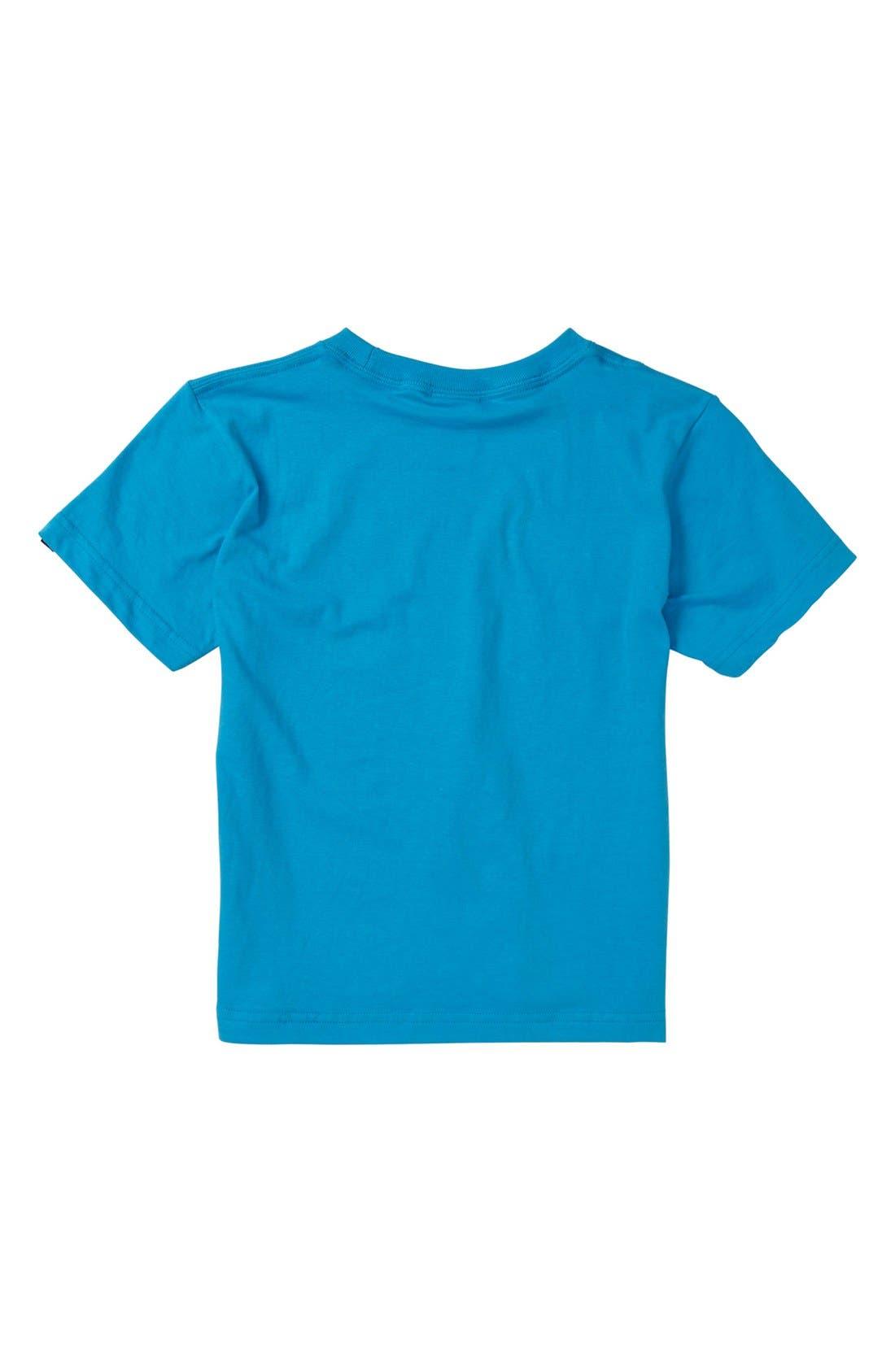 Alternate Image 2  - Quiksilver 'Free Ride' T-Shirt (Baby Boys)