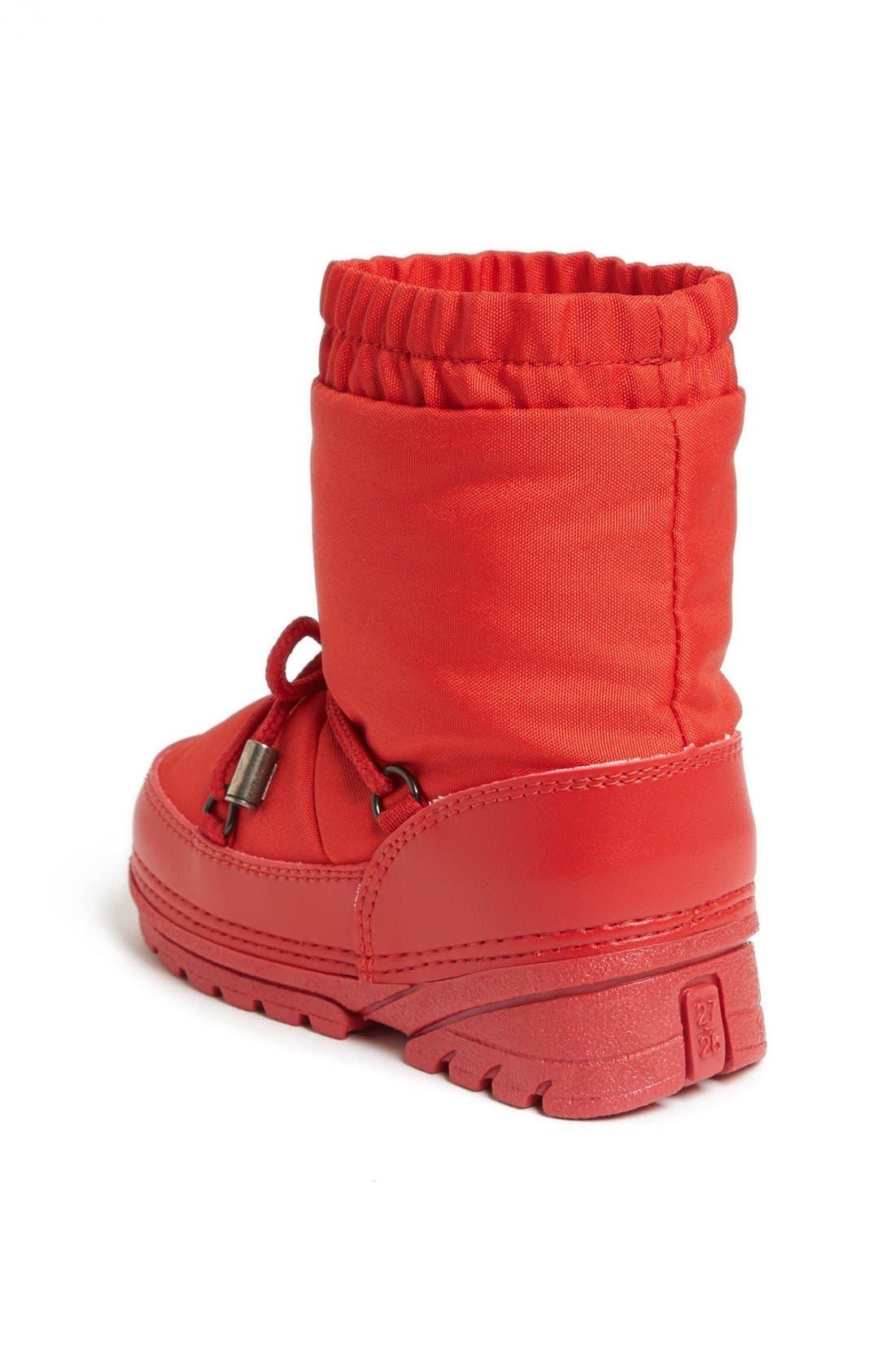 Alternate Image 2  - Dolce&Gabanna Retro Boot (Walker & Toddler)