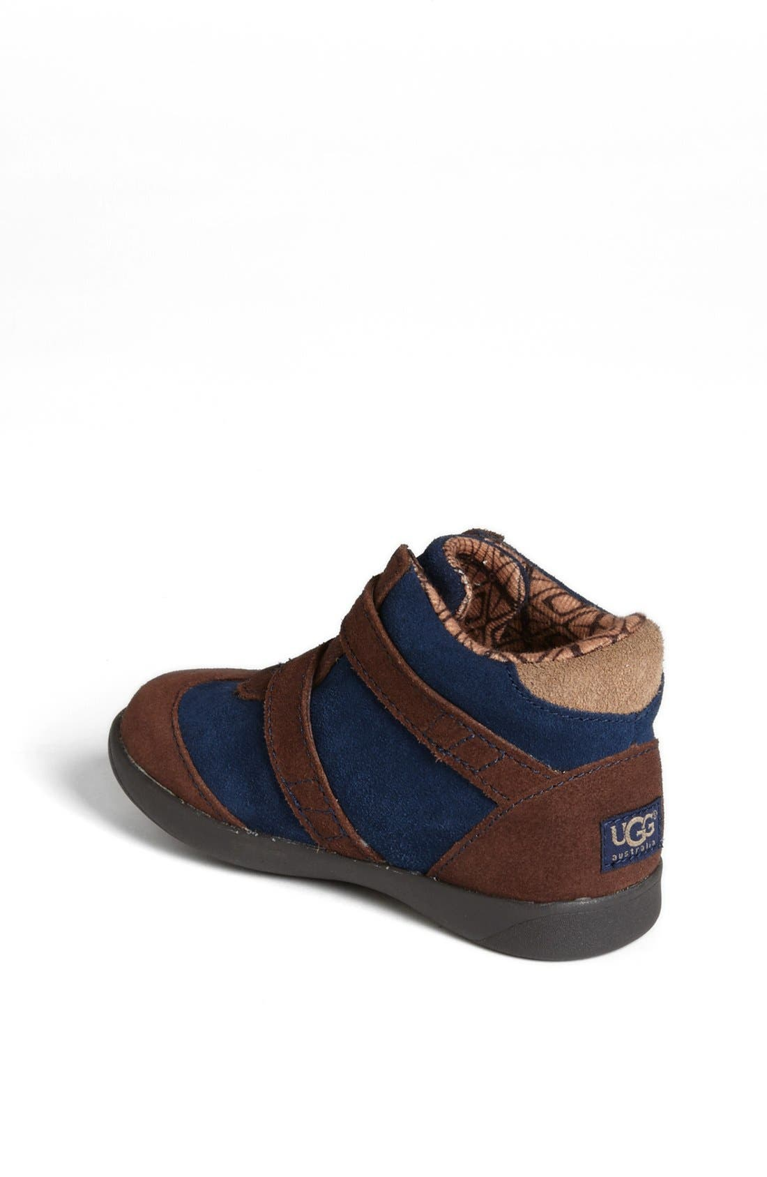 Alternate Image 2  - UGG® Australia 'Speedy' High Top Sneaker (Walker & Toddler)