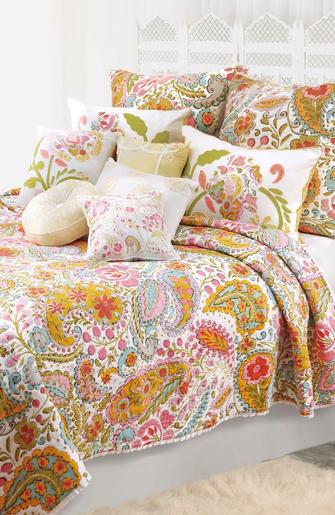 Alternate Image 2  - Dena Home 'Sunbeam' Pillow