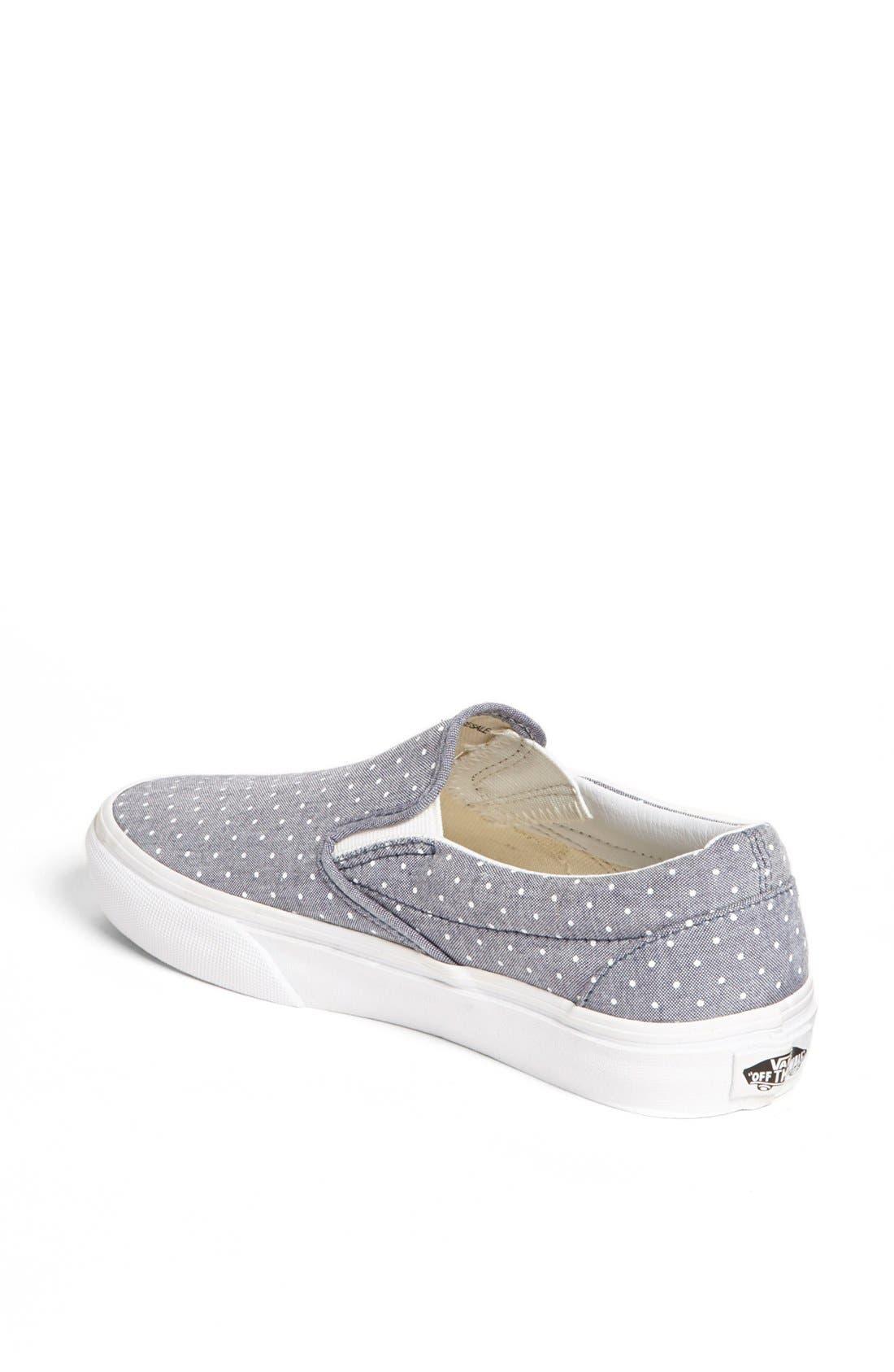 Alternate Image 2  - Vans 'Classic' Sneaker (Women)