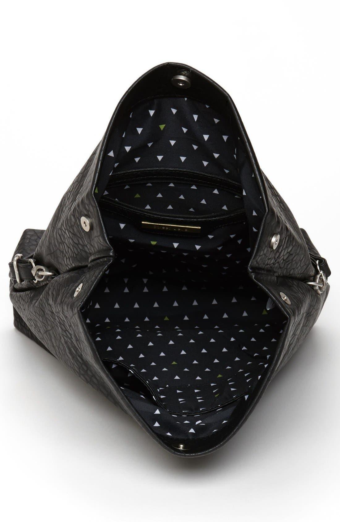 Alternate Image 3  - Street Level Foldover Crossbody Bag (Juniors) (Online Only)
