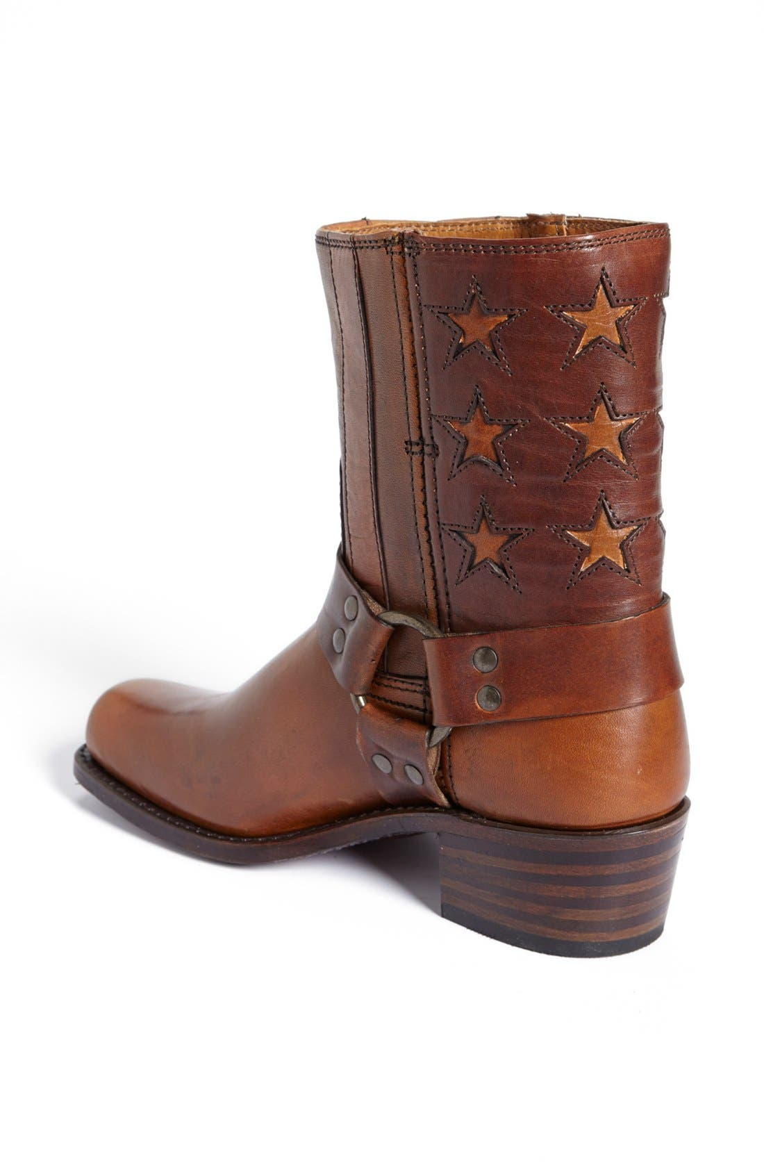 Alternate Image 2  - Frye 'Harness Americana' Bootie (Limited Edition)