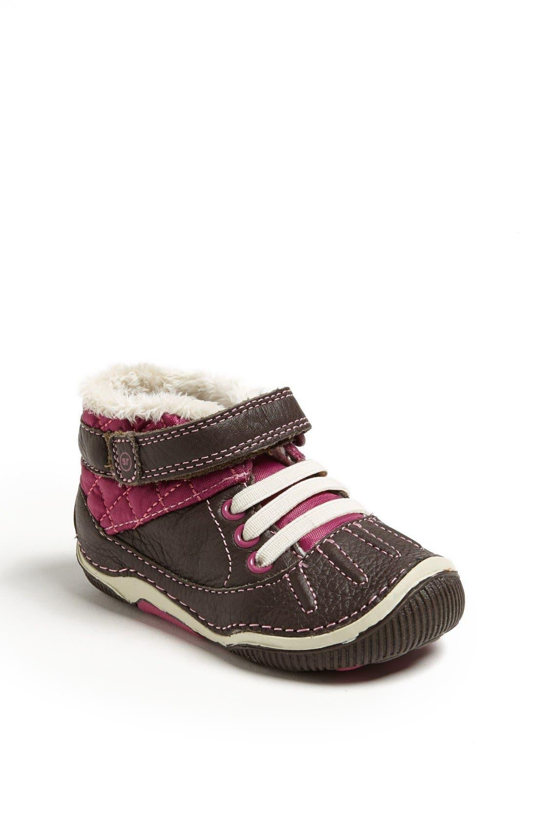 Alternate Image 1 Selected - Stride Rite 'Dakota' Sneaker (Baby, Walker & Toddler)