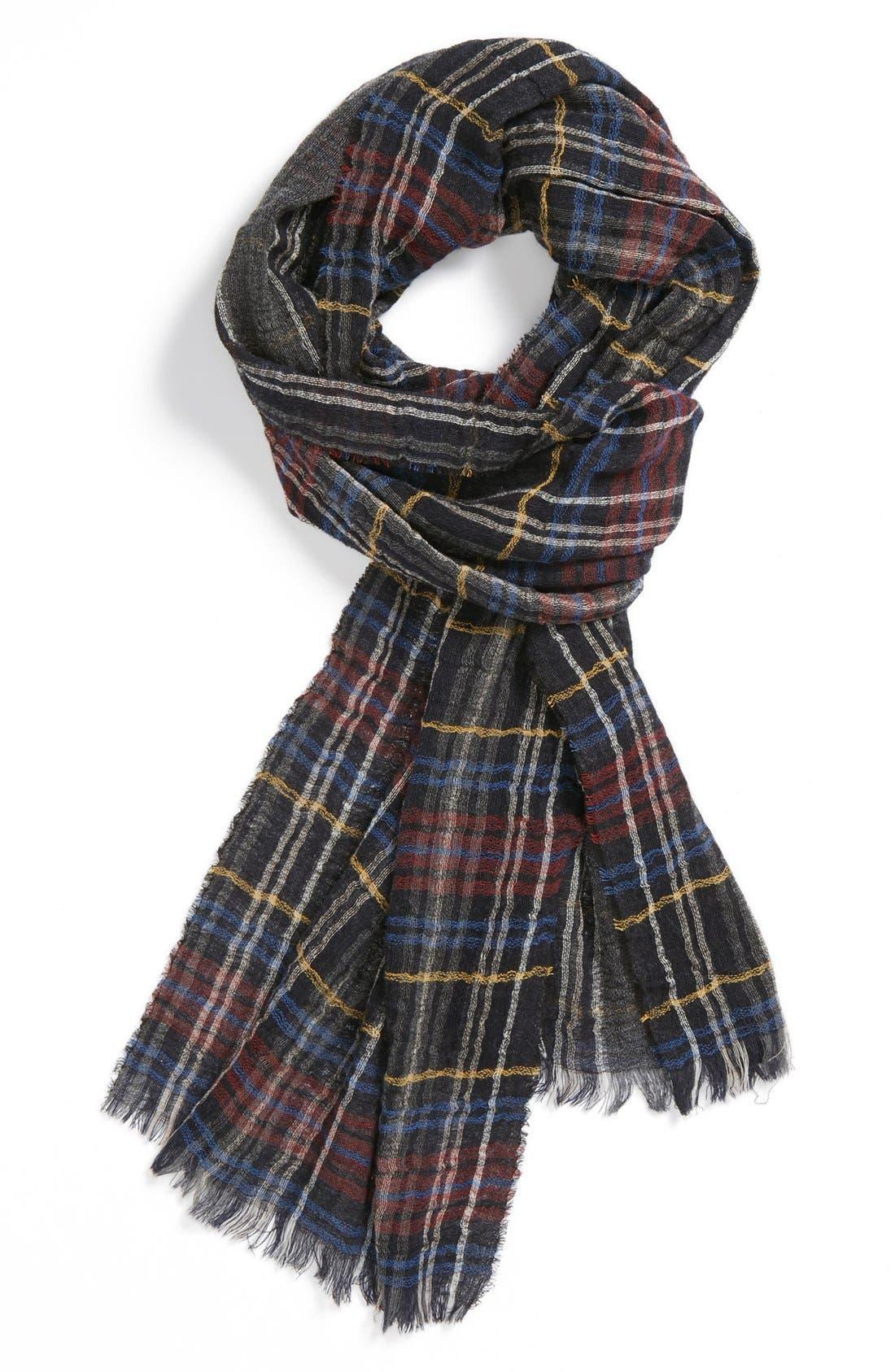 Alternate Image 1 Selected - rag & bone 'Highland' Scarf
