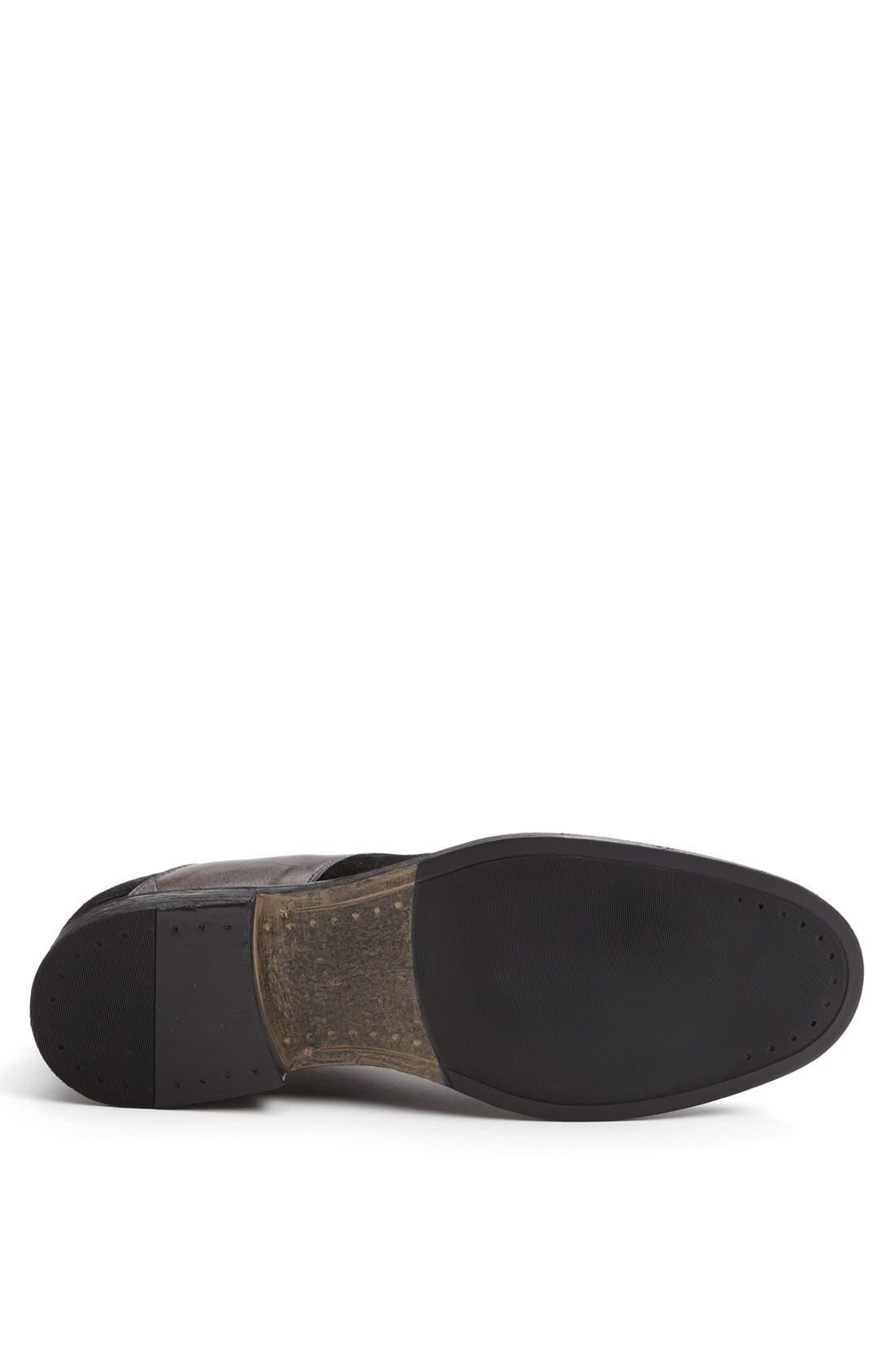 Alternate Image 4  - Wallin & Bros. 'Jacobs' Saddle Shoe