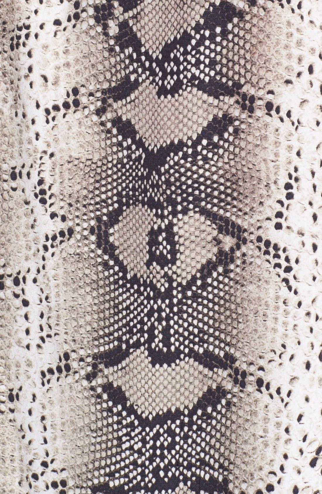 Alternate Image 3  - Elizabeth and James 'Vivi' Silk Top