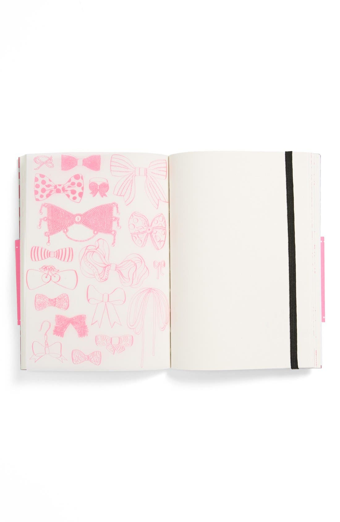 Alternate Image 2  - Nina Chakrabarti 'My Wonderful World of Fashion' Notebook (Girls)