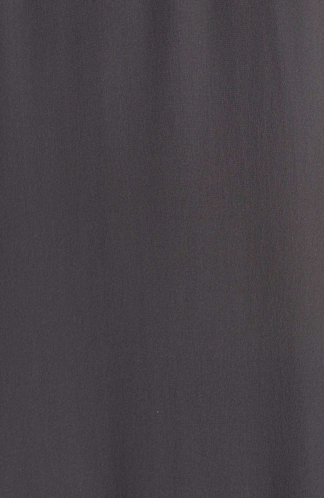 Alternate Image 3  - Eileen Fisher Long Silk Tank