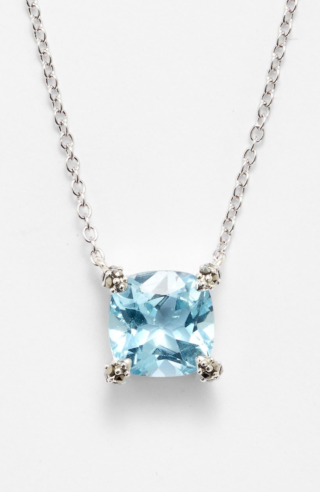 Alternate Image 2  - Judith Jack 'Aurora' Pendant Necklace