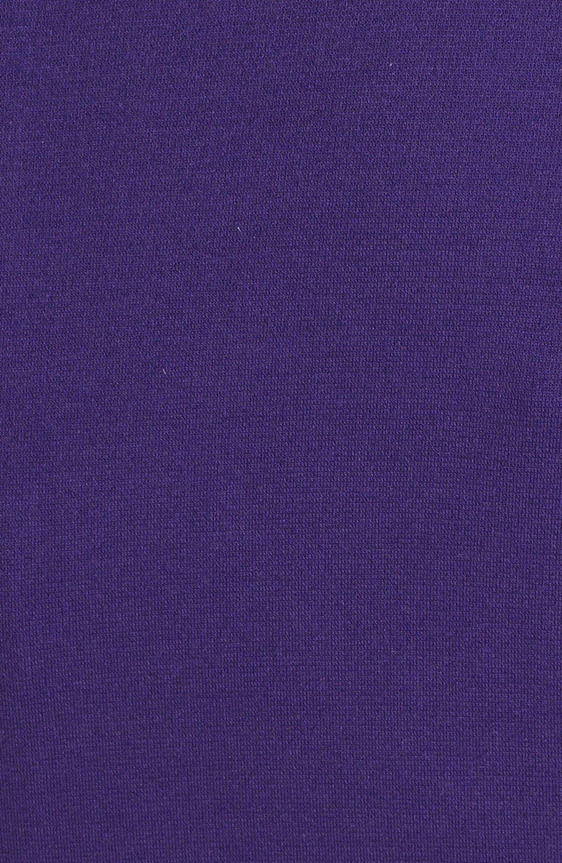 Alternate Image 3  - Ellen Tracy Seamed Ponte Knit Sheath Dress