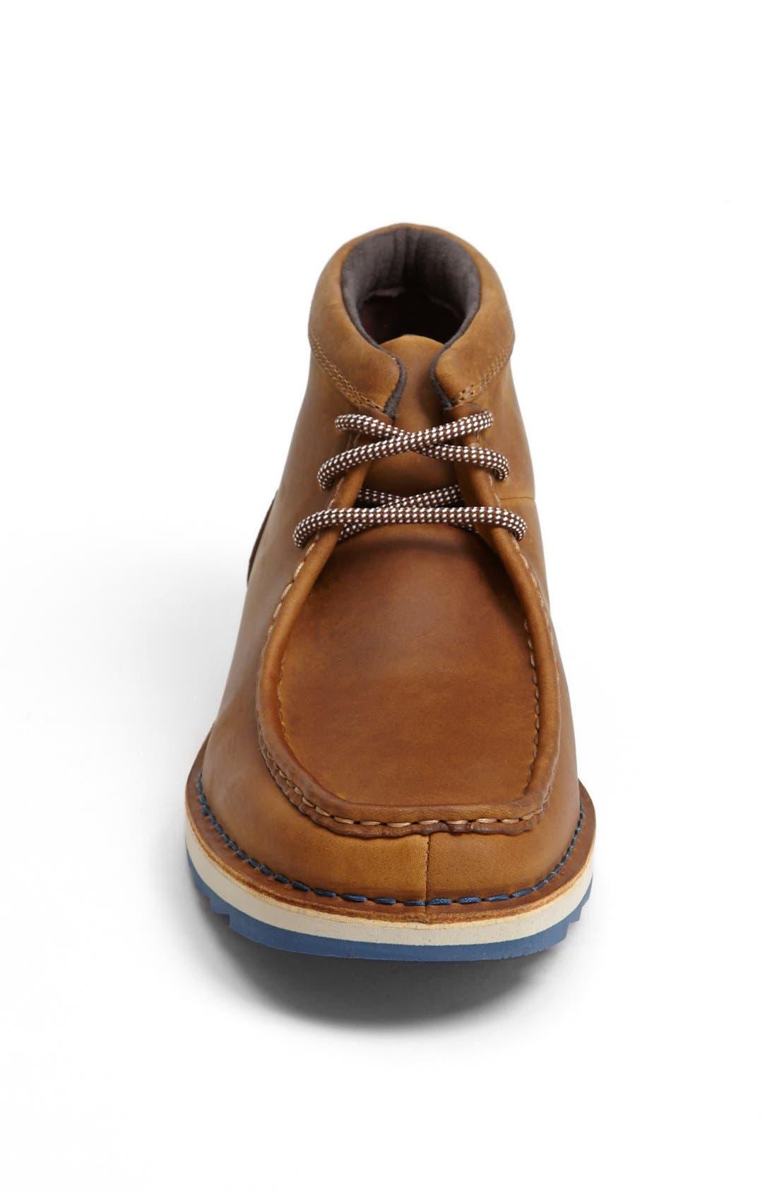 Alternate Image 3  - Clarks® 'Folk' Moc Toe Chukka Boot