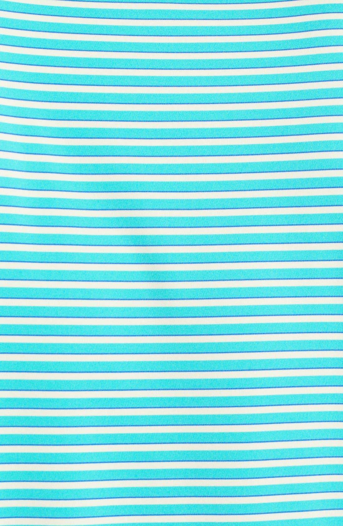 Alternate Image 3  - Peter Millar Stripe Performance Polo