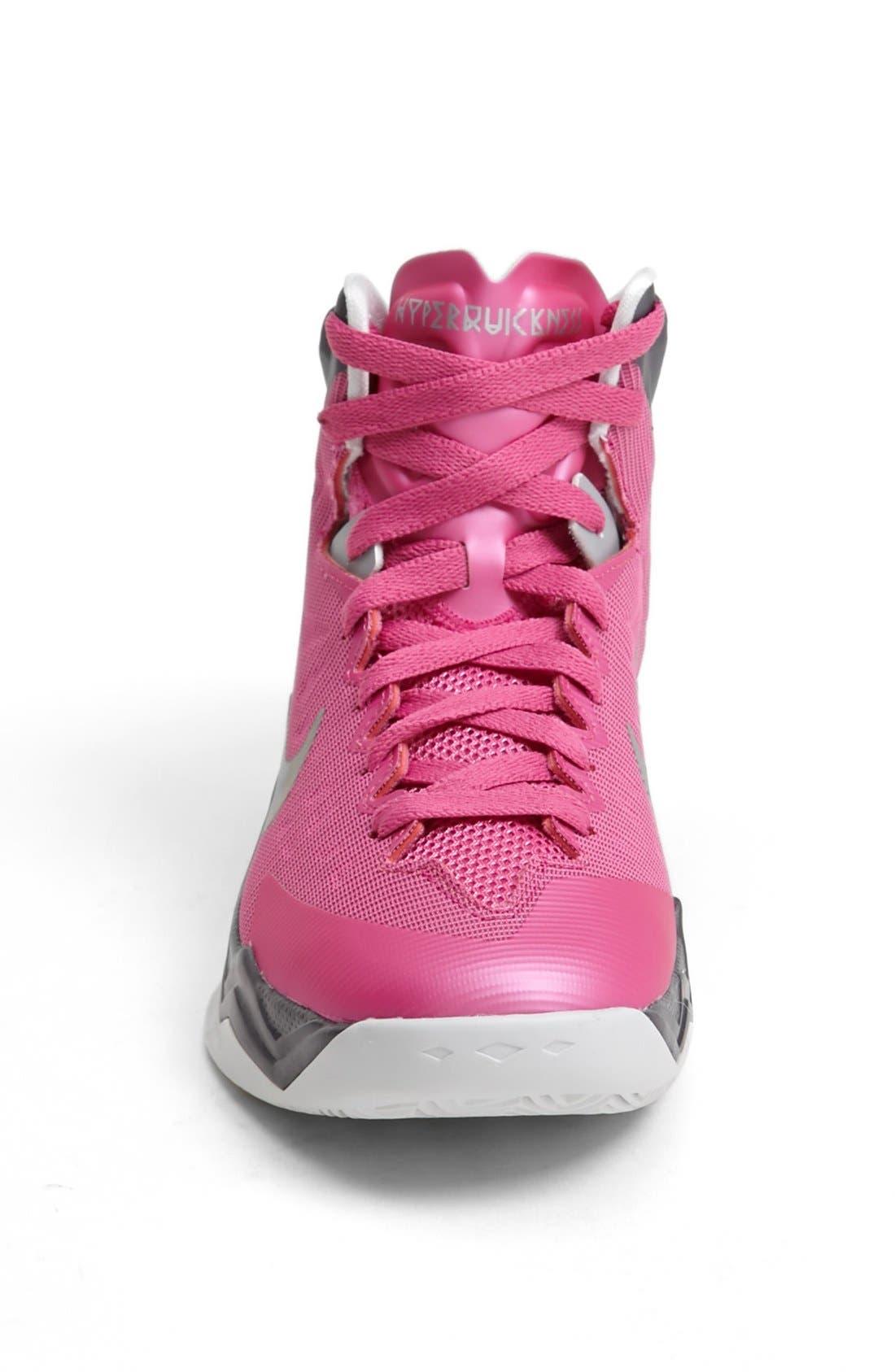Alternate Image 3  - Nike 'Hyper Quickness' Basketball Shoe (Women)