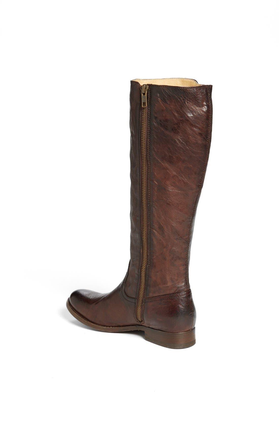 Alternate Image 2  - Frye 'Melissa Military' Tall Boot