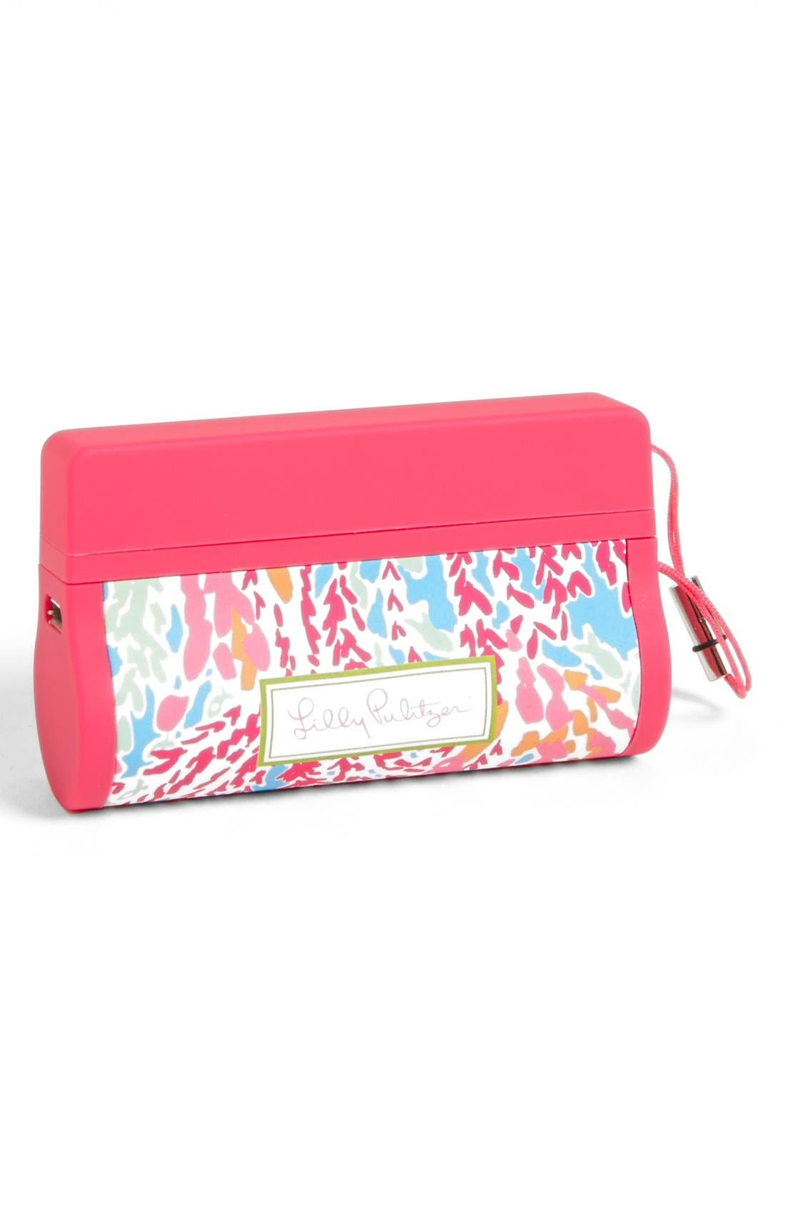 Alternate Image 1 Selected - Lilly Pulitzer® 'Let's Cha Cha' iPhone 5 Mobile Charger